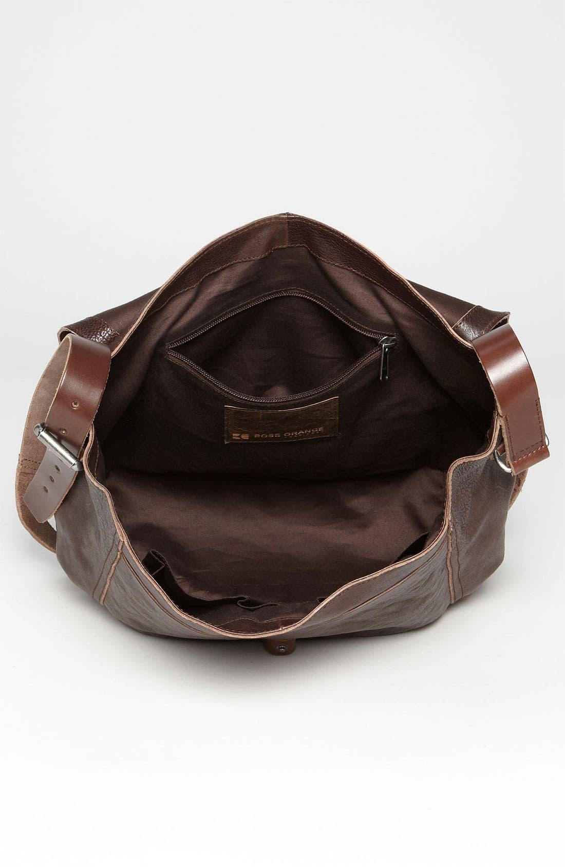 Alternate Image 3  - BOSS Orange 'Saru' Messenger Bag