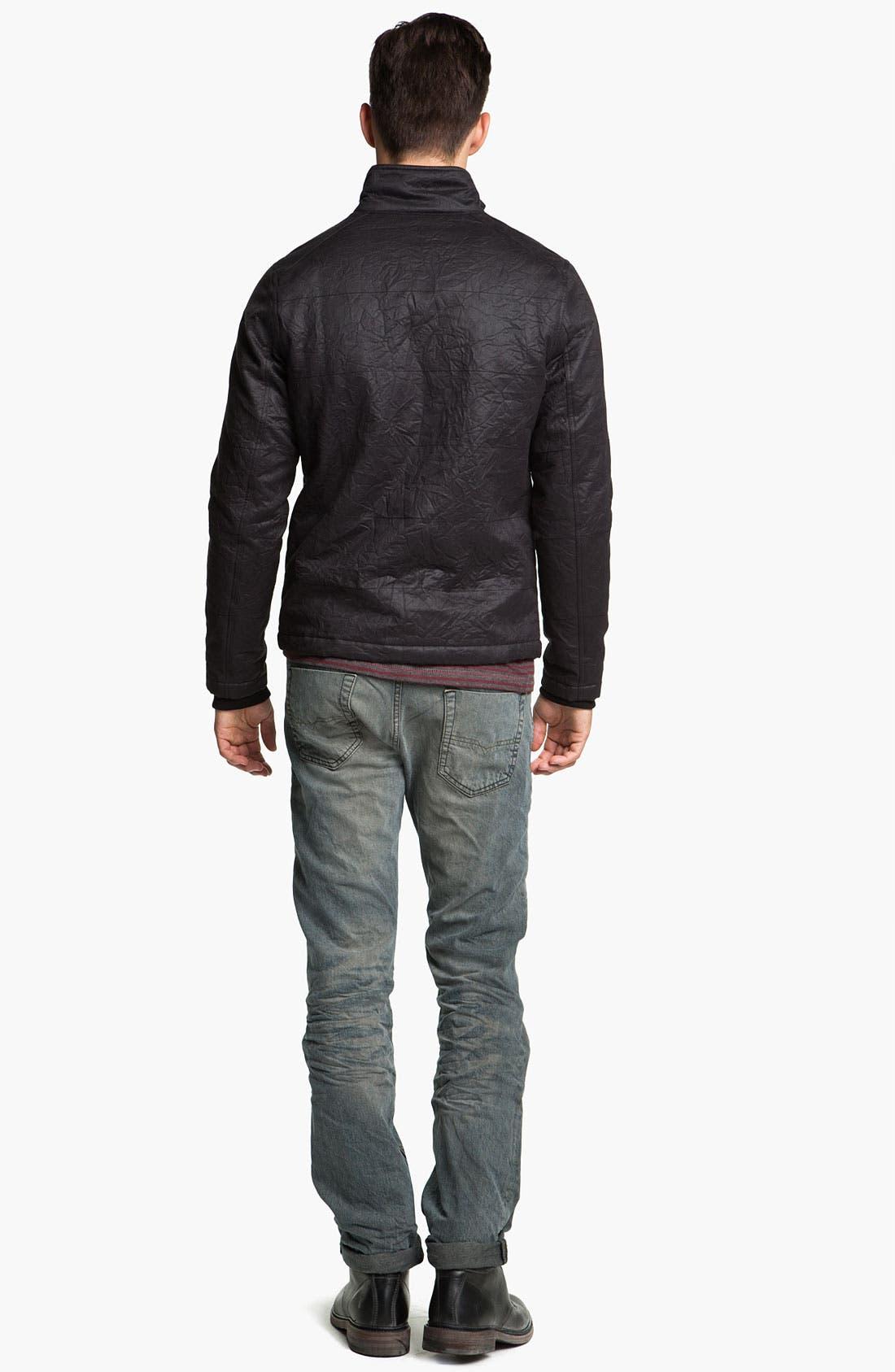 Alternate Image 6  - DIESEL® 'Viker' Straight Leg Jeans (0807C)