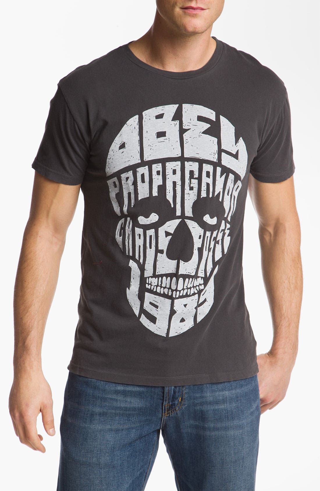 Alternate Image 1 Selected - Obey 'Chaos Posse' Graphic T-Shirt