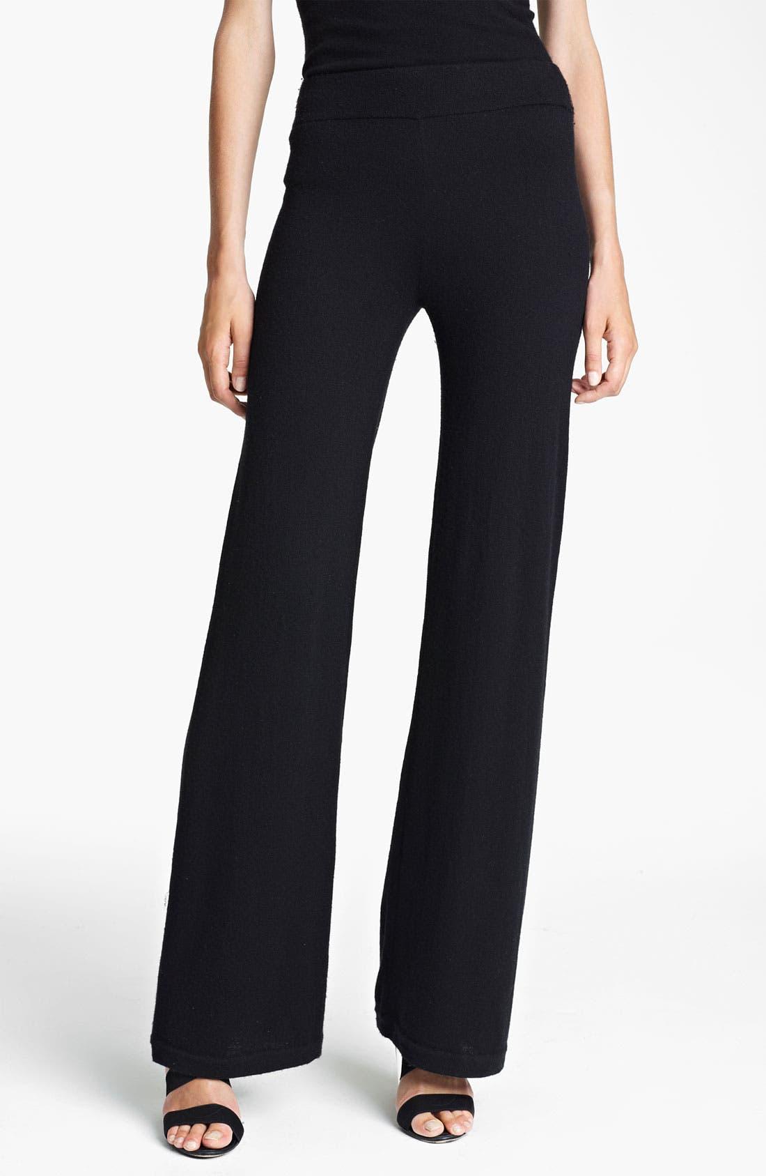 Alternate Image 1 Selected - Donna Karan Collection Lounge Pants