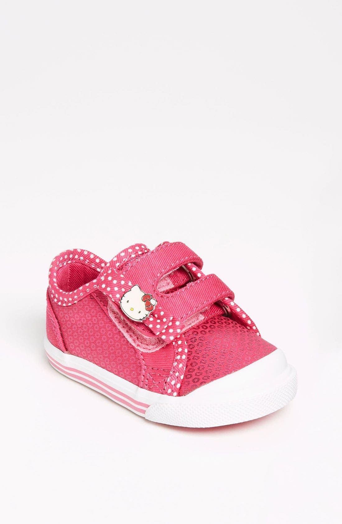 Main Image - Keds® 'Mimmy' Crib Shoe (Baby)