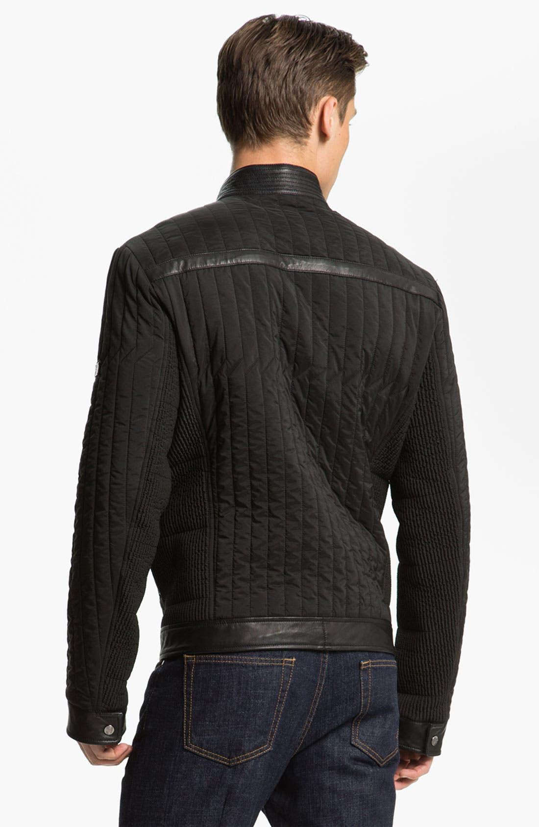 Alternate Image 2  - Versace Quilted Jacket