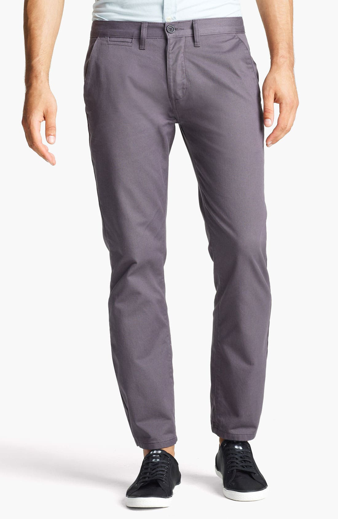 Alternate Image 1 Selected - Topman Skinny Stretch Chinos