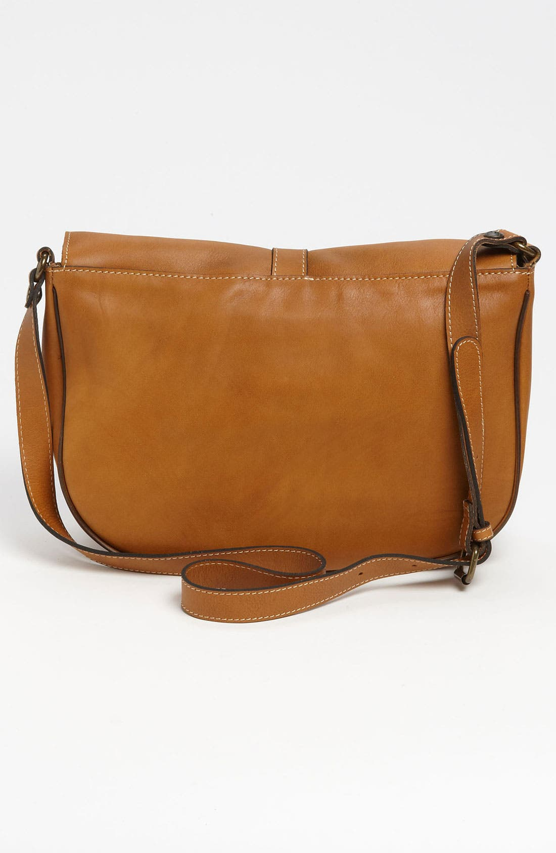Alternate Image 4  - Patricia Nash 'Sorano - Shoe Polish' Crossbody Satchel