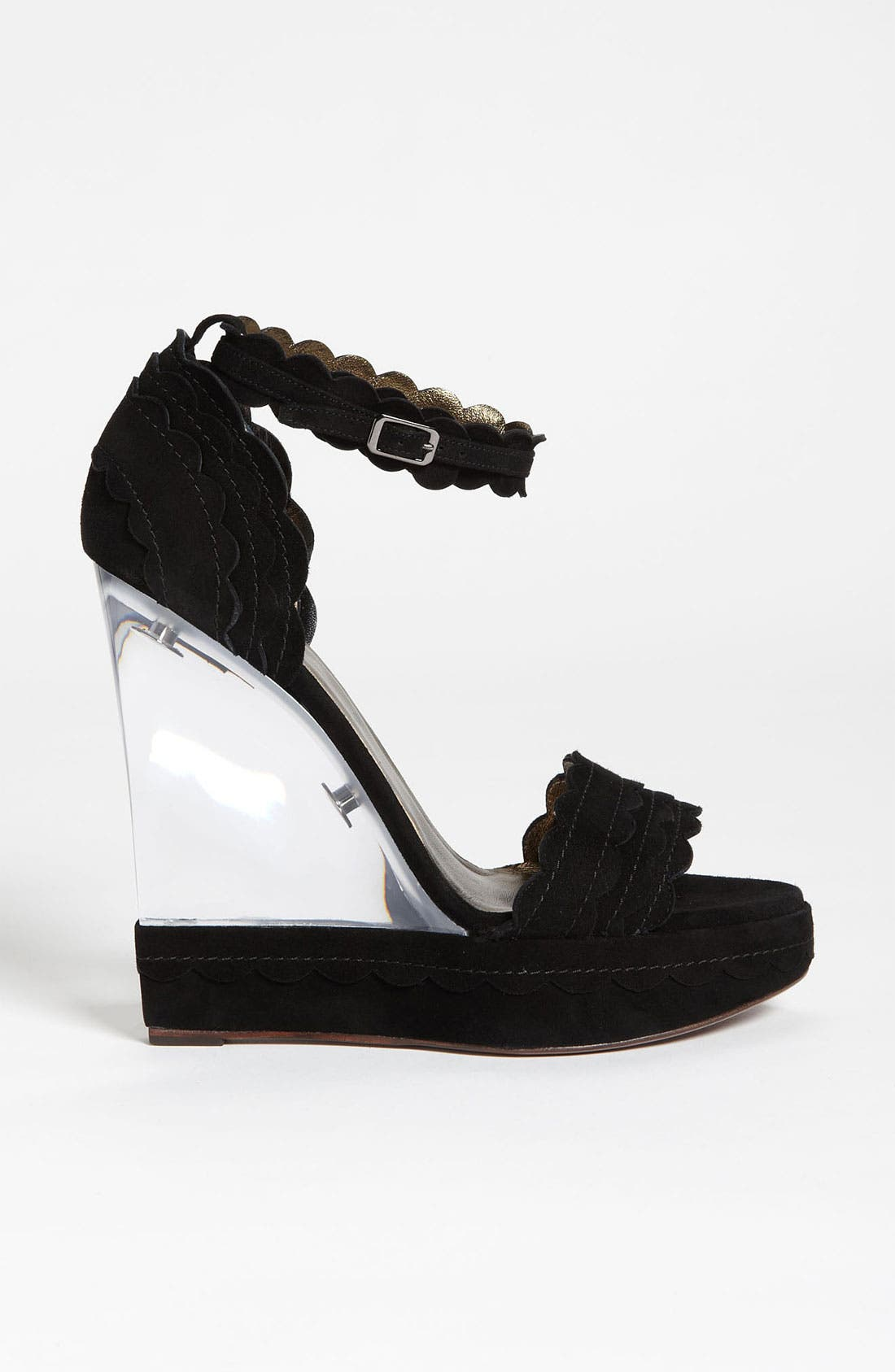 Alternate Image 4  - Lanvin Lucite® Wedge Sandal