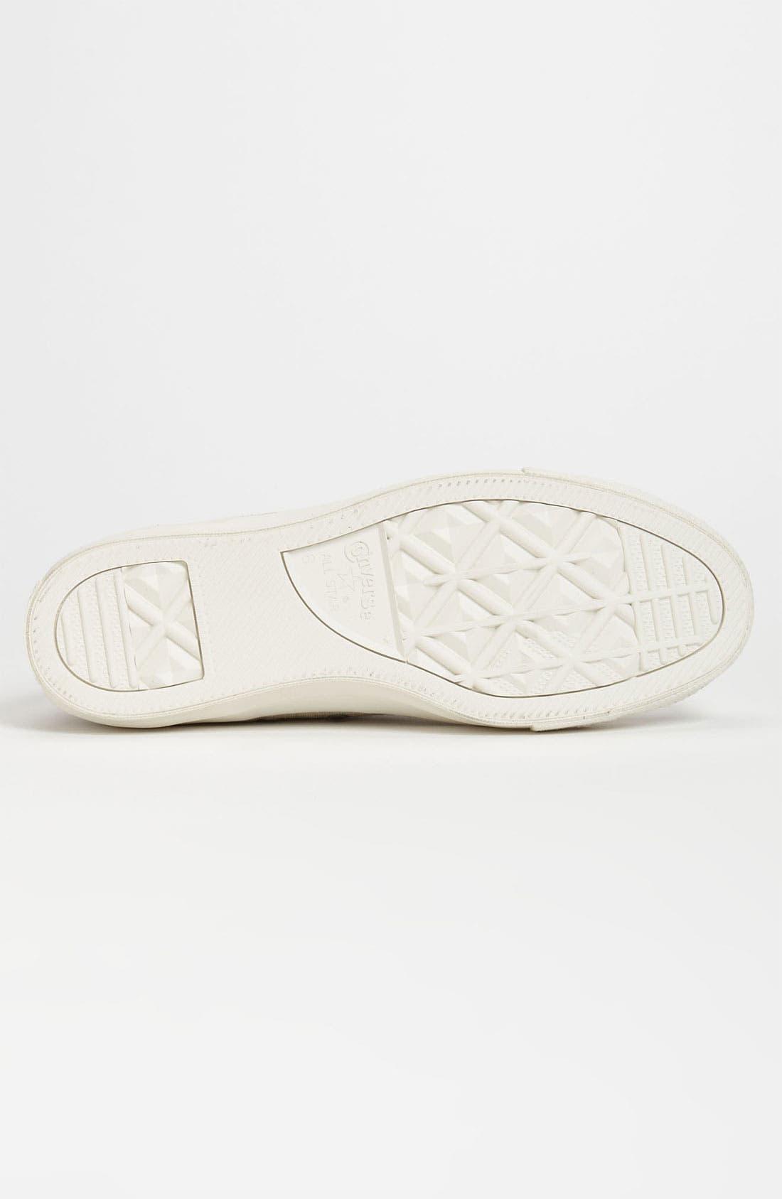 Alternate Image 4  - Converse Chuck Taylor® 'Premium' Low Sneaker (Men) (Online Only)
