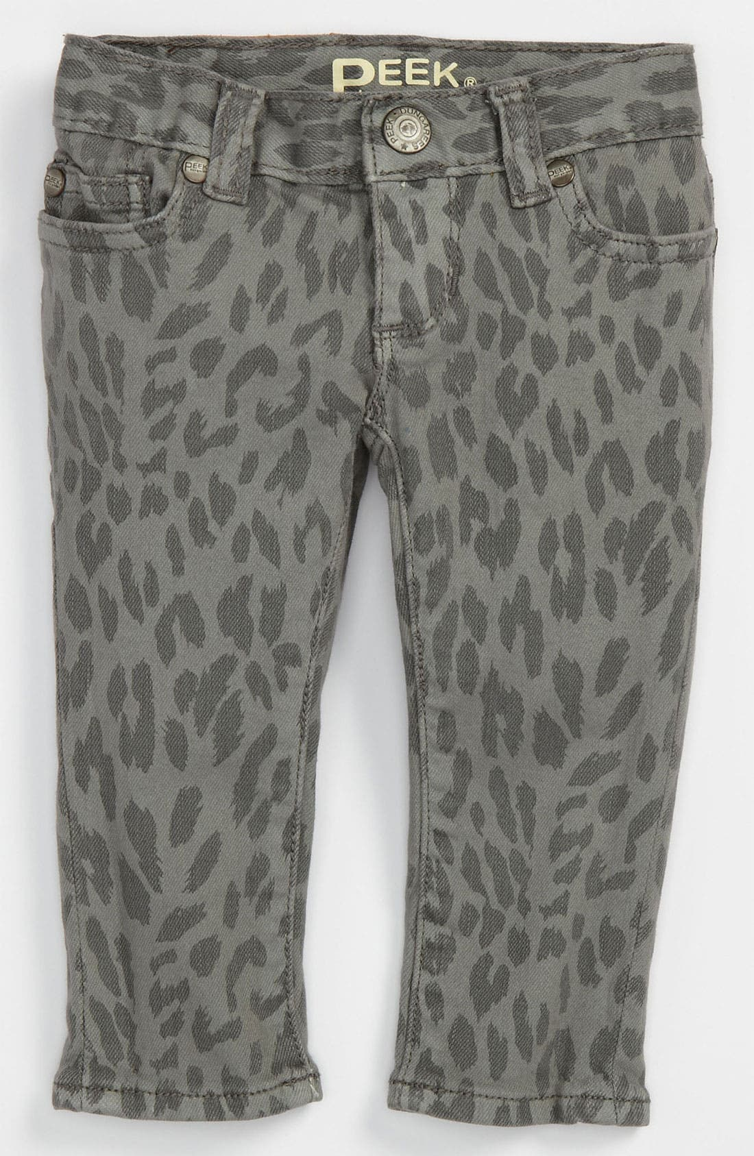 Alternate Image 2  - Peek 'Maya' Skinny Jeans (Infant)