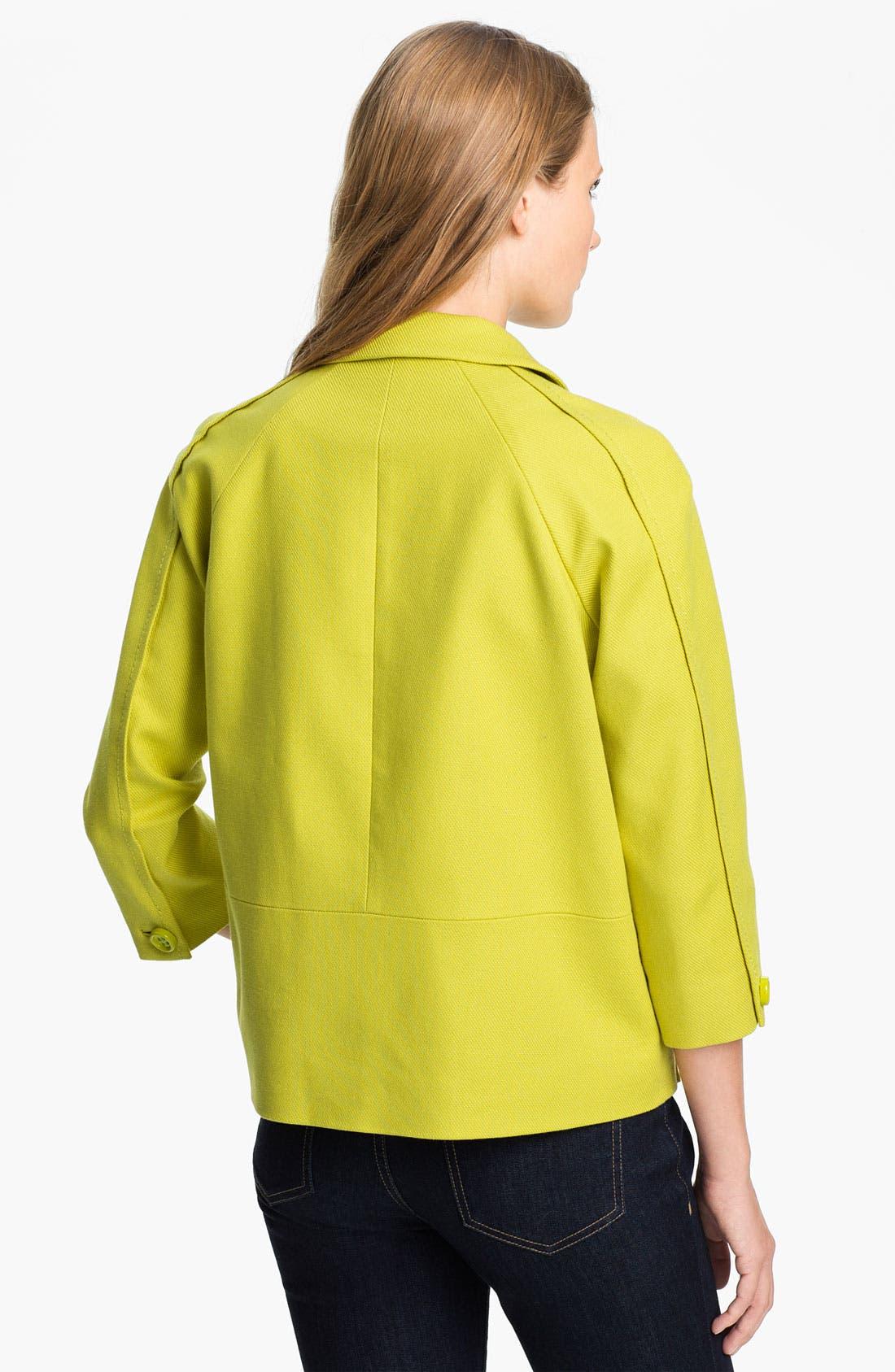 Alternate Image 2  - kate spade new york 'suze' jacket