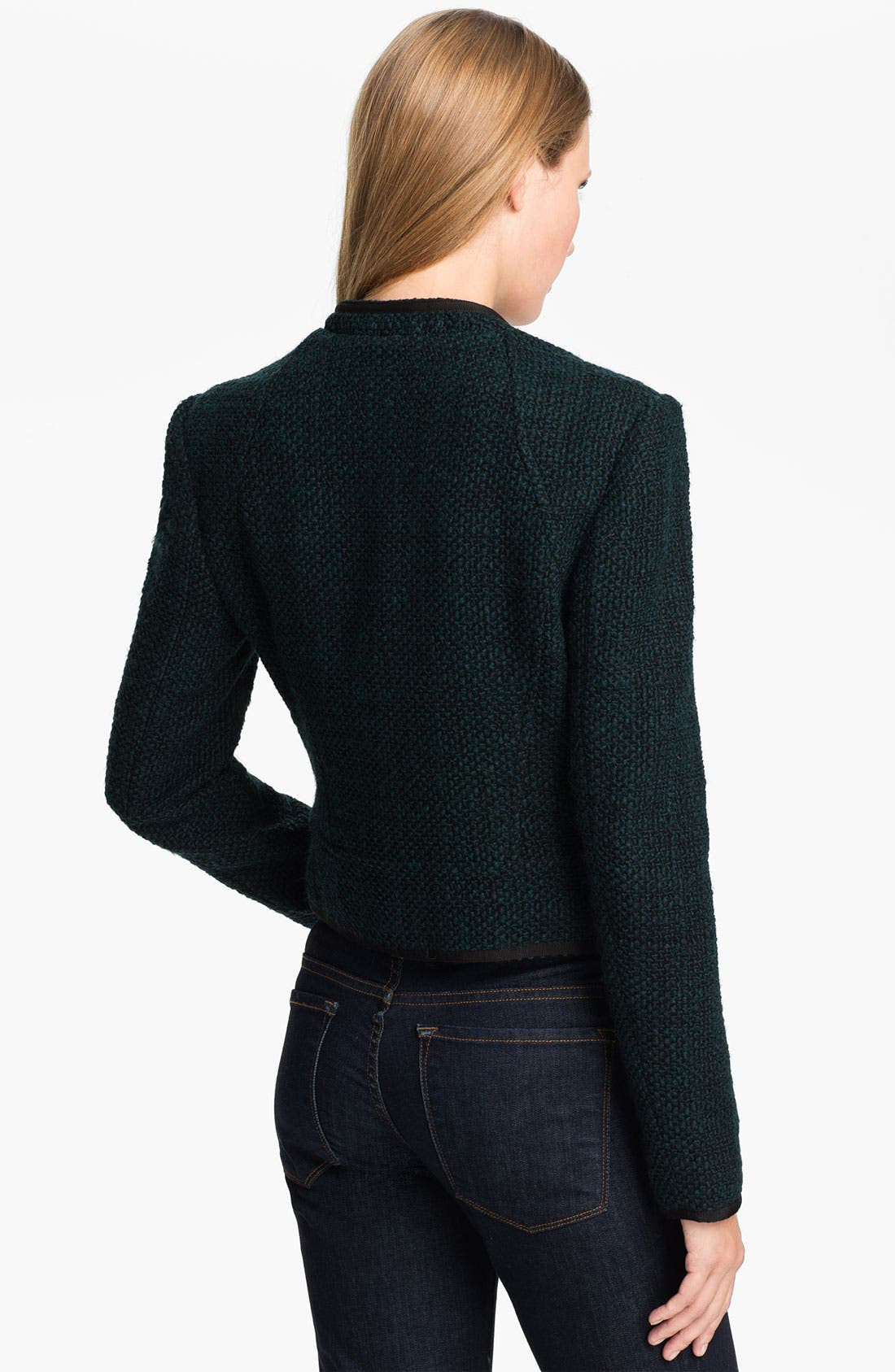 Alternate Image 2  - Ted Baker London 'Pebelle' Crop Jacket