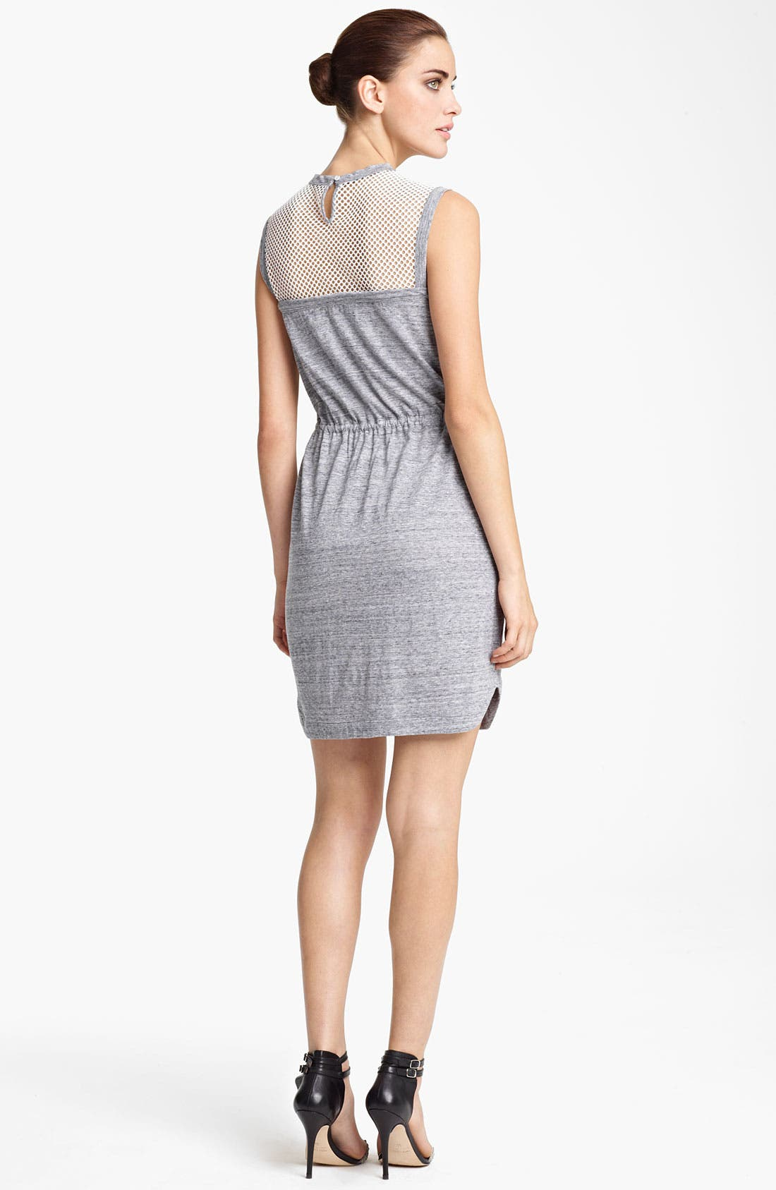 Alternate Image 2  - Yigal Azrouël Sleeveless Jersey Dress