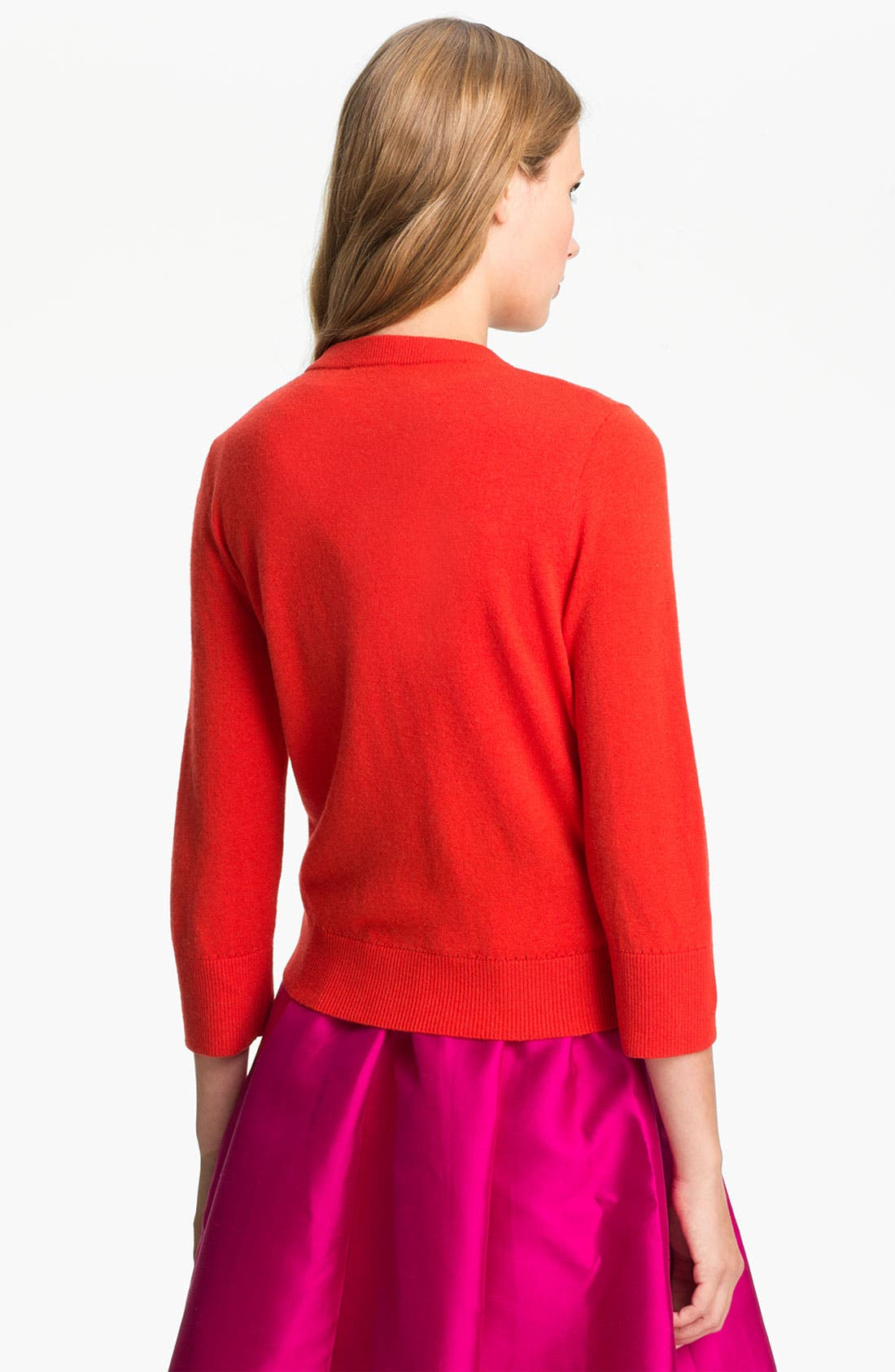 Alternate Image 2  - kate spade new york 'evangelia' cardigan