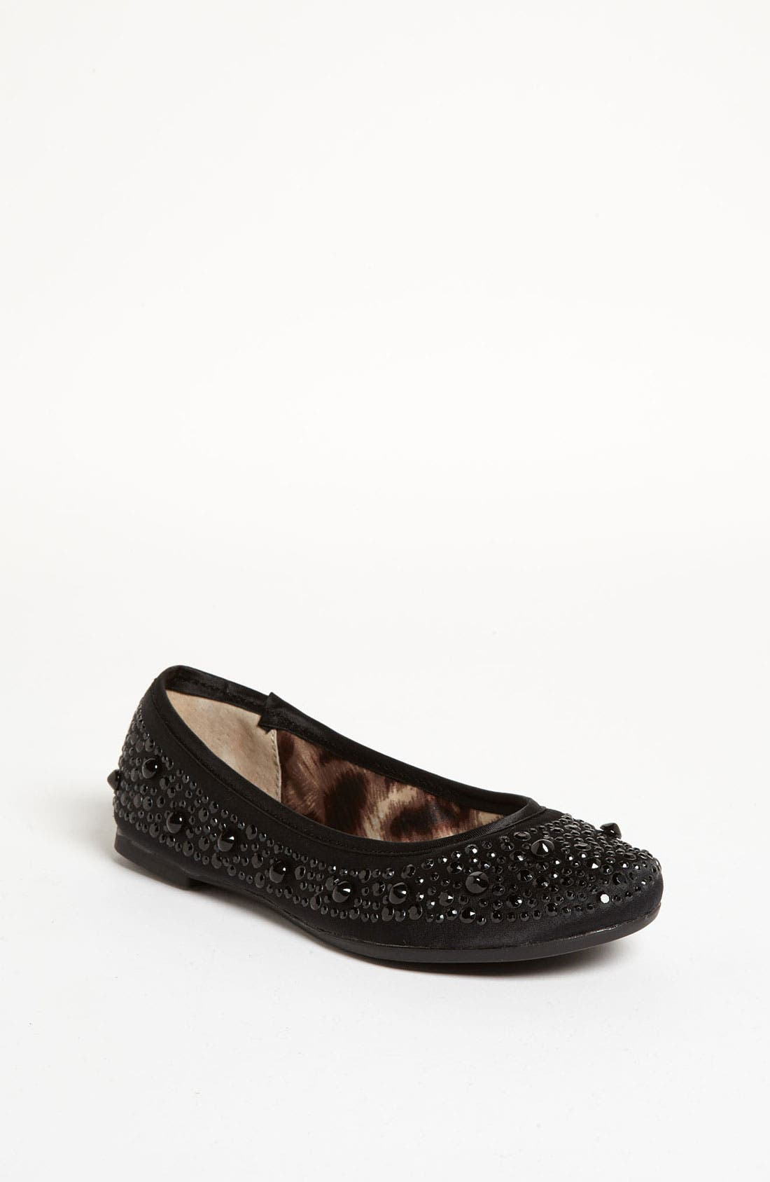 Alternate Image 1 Selected - Sam Edelman 'Abby' Flat (Toddler, Little Kid & Big Kid)