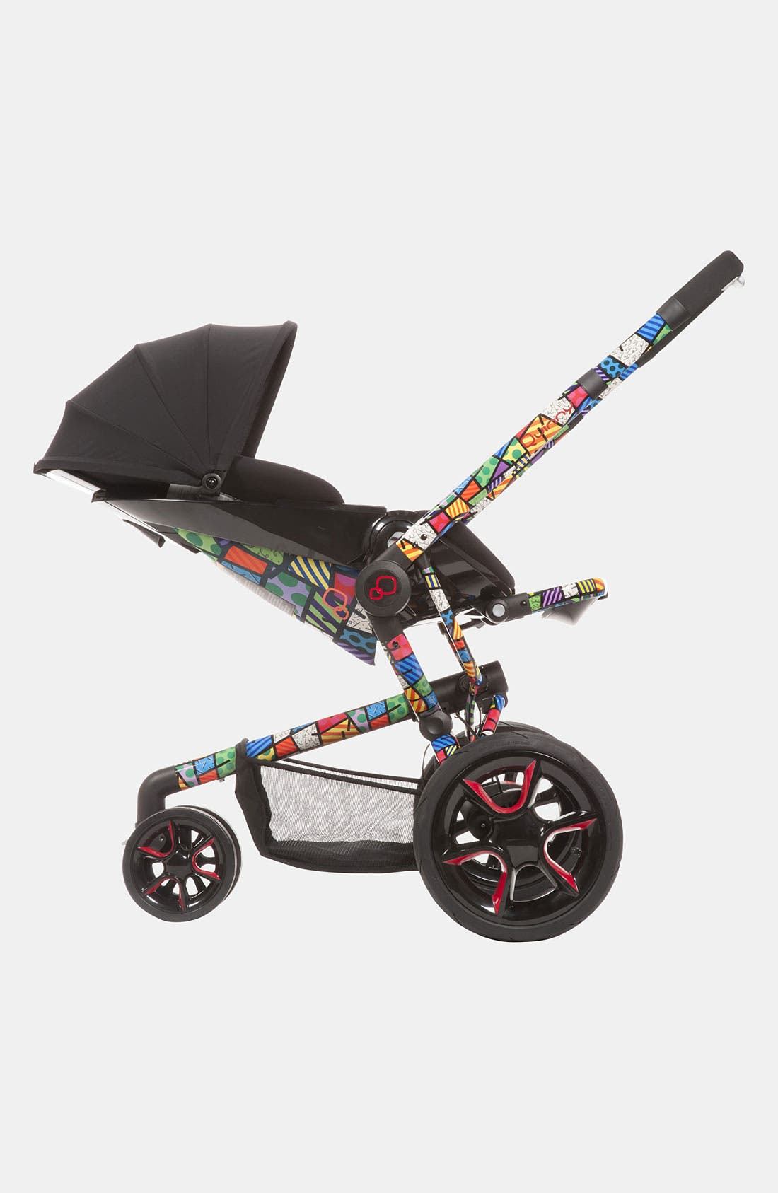 Alternate Image 4  - Quinny® by Britto 'Moodd' Stroller