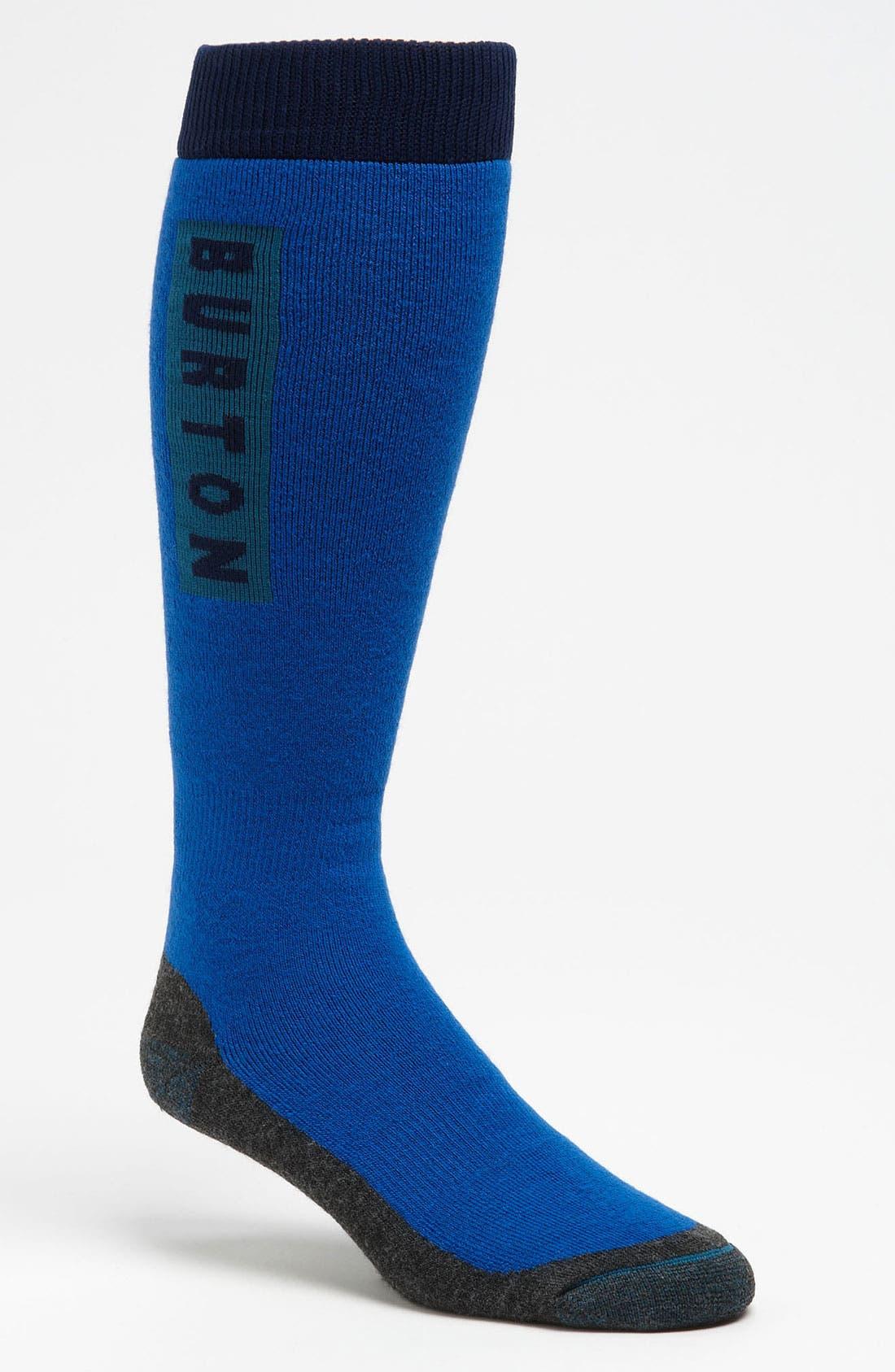 Main Image - Burton 'Emblem' Socks