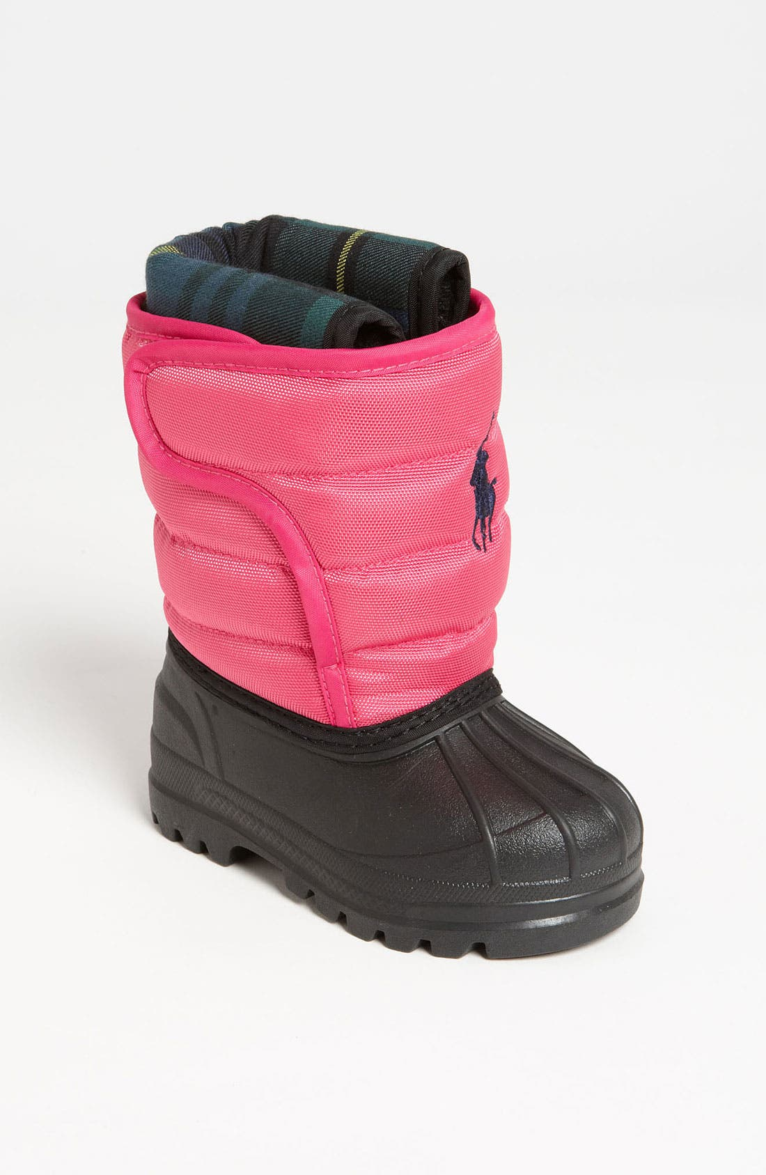 Alternate Image 1 Selected - Polo Ralph Lauren Waterproof Duck Boot (Baby, Walker, Toddler & Big Kid)