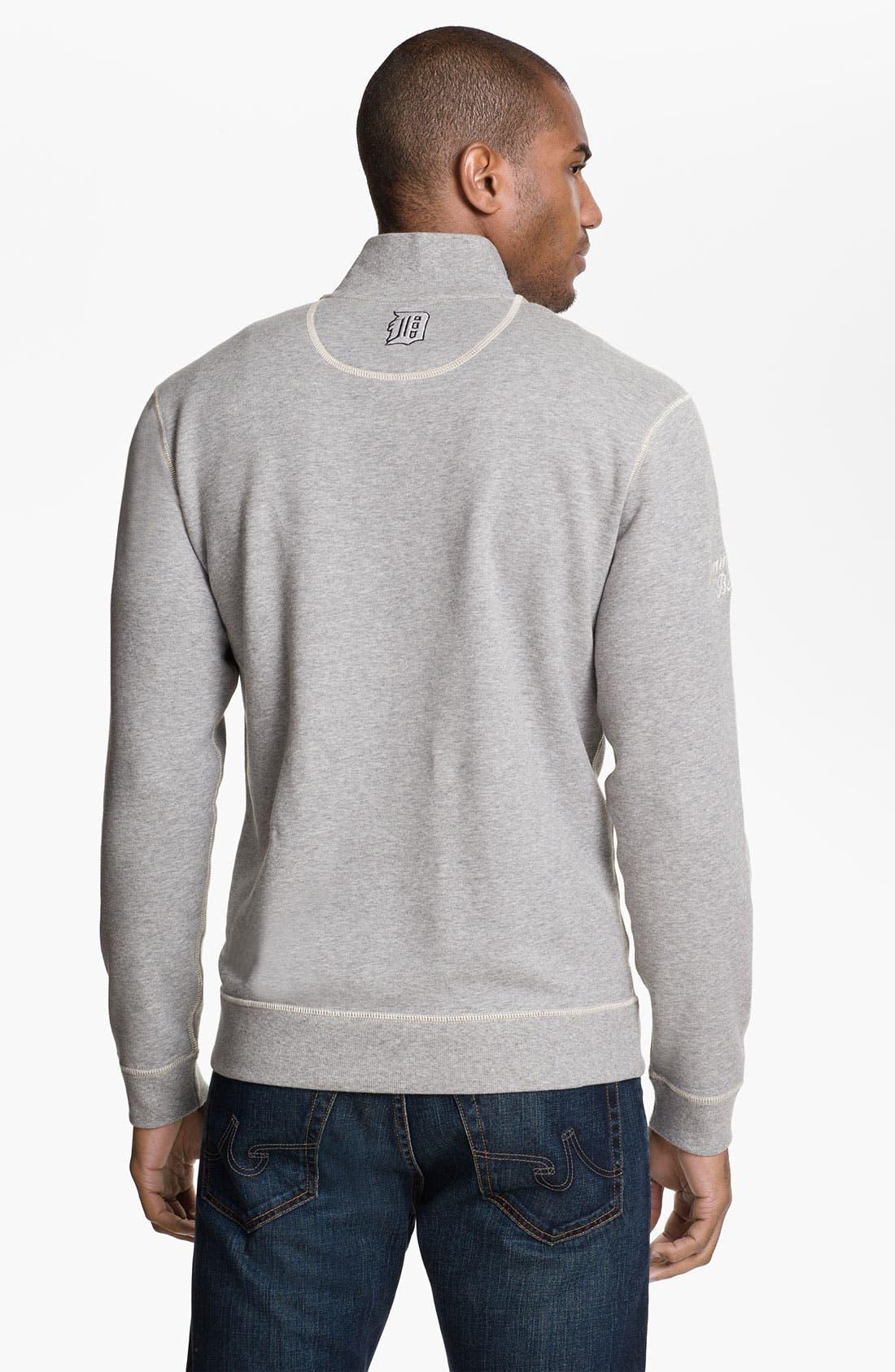 Alternate Image 2  - Tommy Bahama 'Swing Away' Half Zip Fleece Pullover