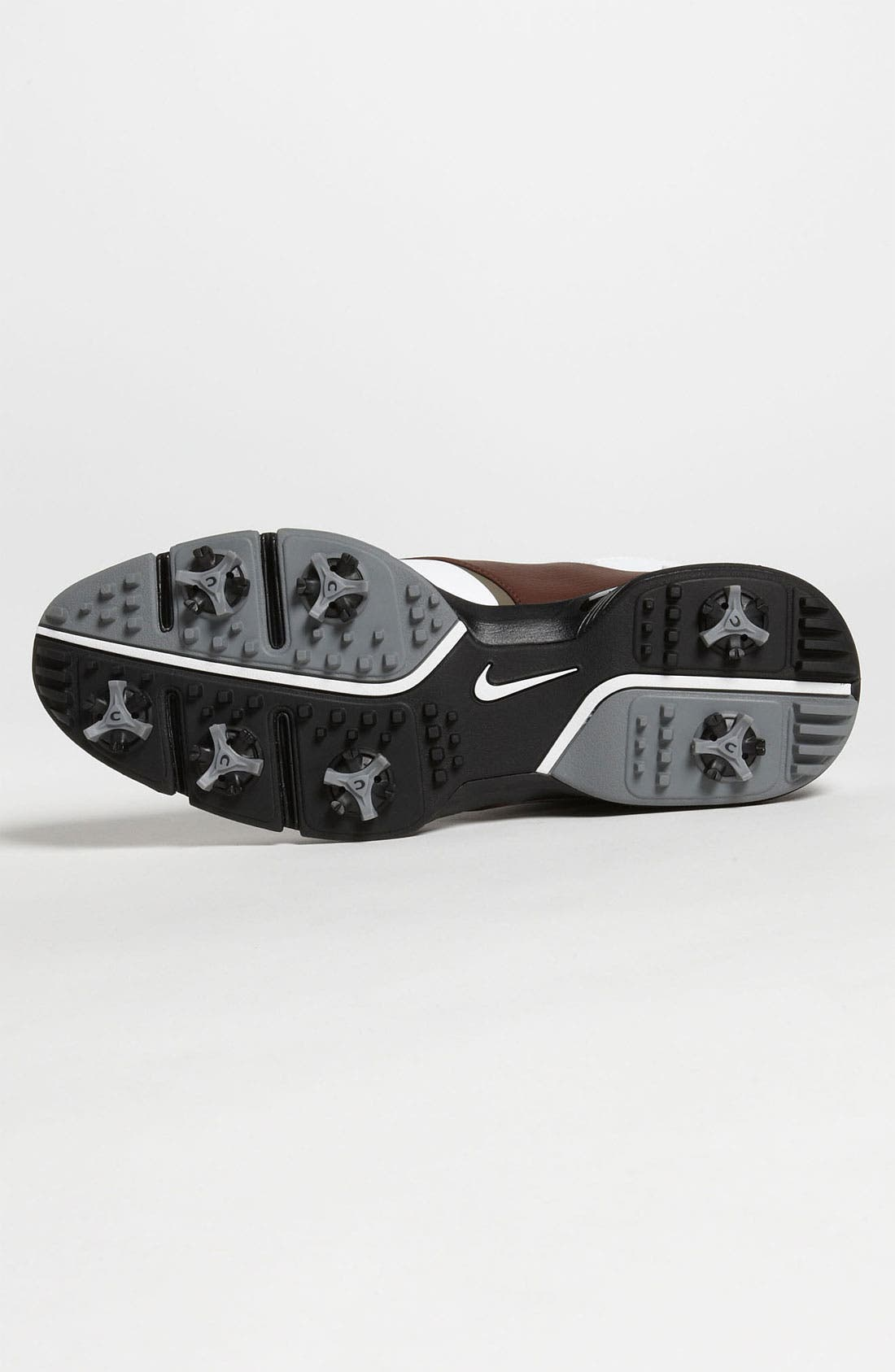 Alternate Image 4  - Nike 'Heritage' Golf Shoe (Men)