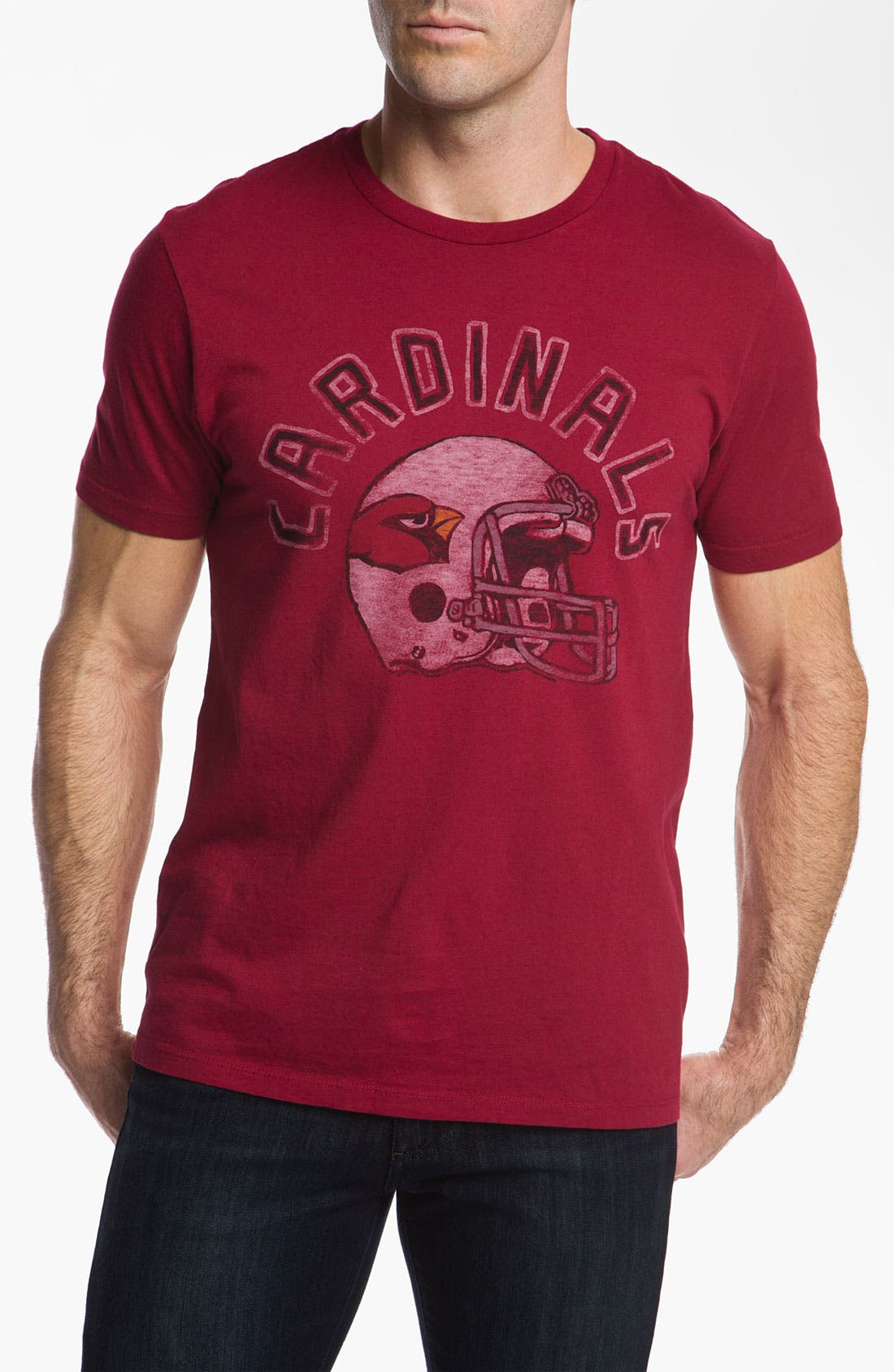 Alternate Image 1 Selected - Junk Food 'Arizona Cardinals' T-Shirt