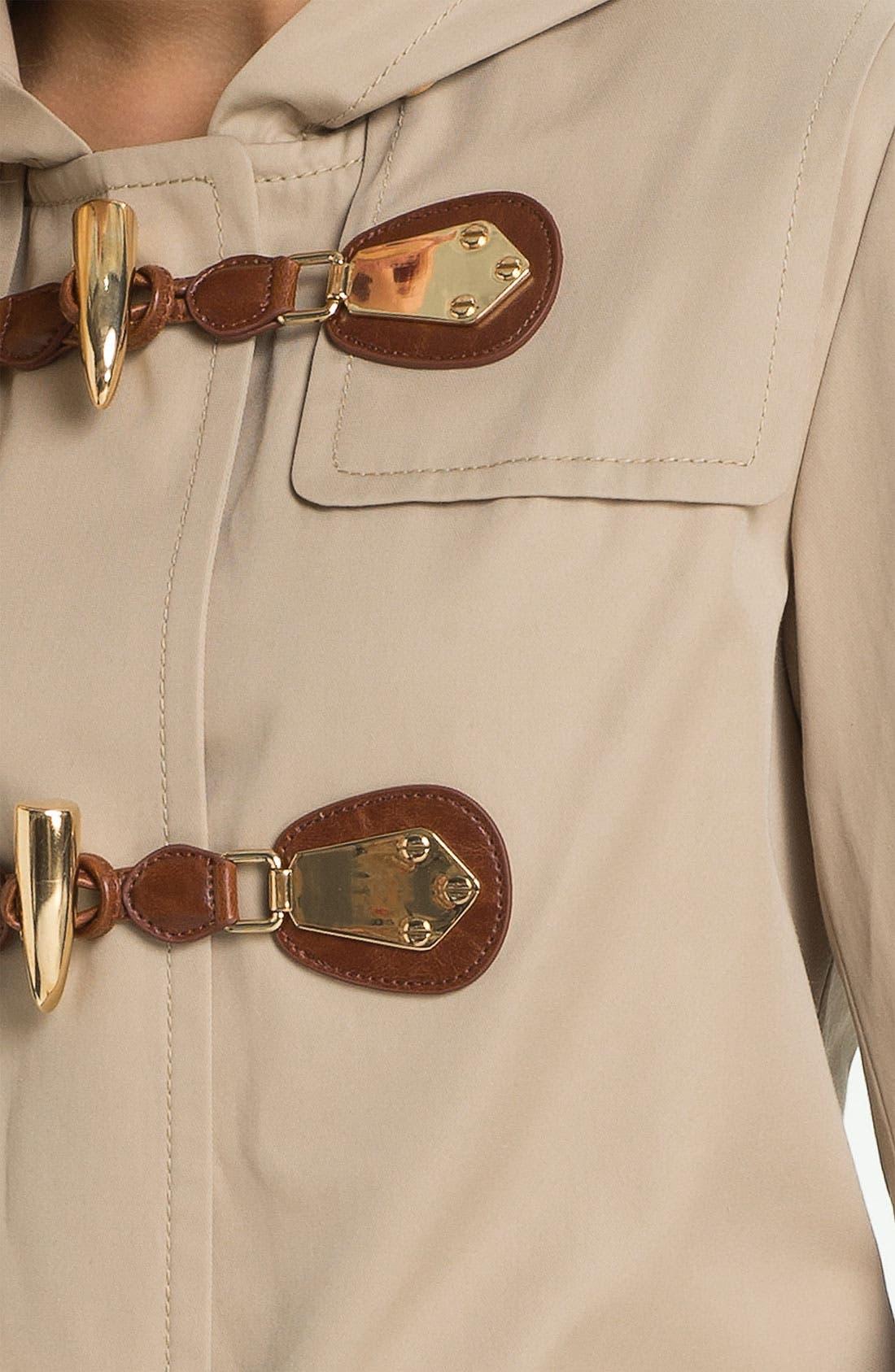 Alternate Image 3  - MICHAEL Michael Kors Toggle Duffle Coat