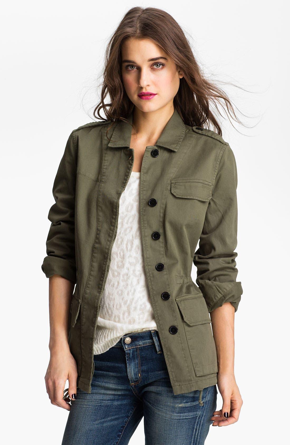 Alternate Image 1 Selected - Hinge® Army Jacket