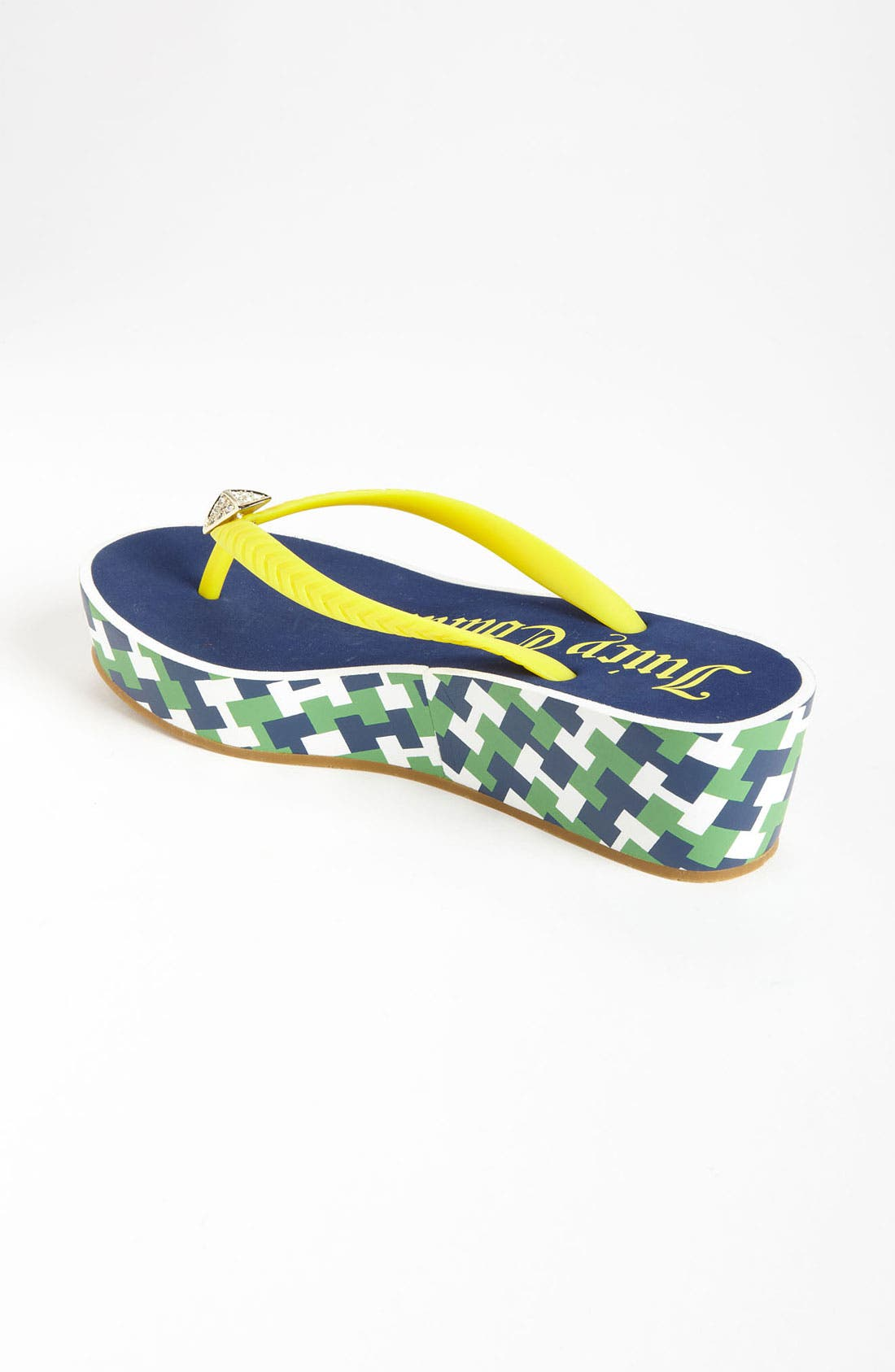 Alternate Image 2  - Juicy Couture 'Irie' Flip Flop