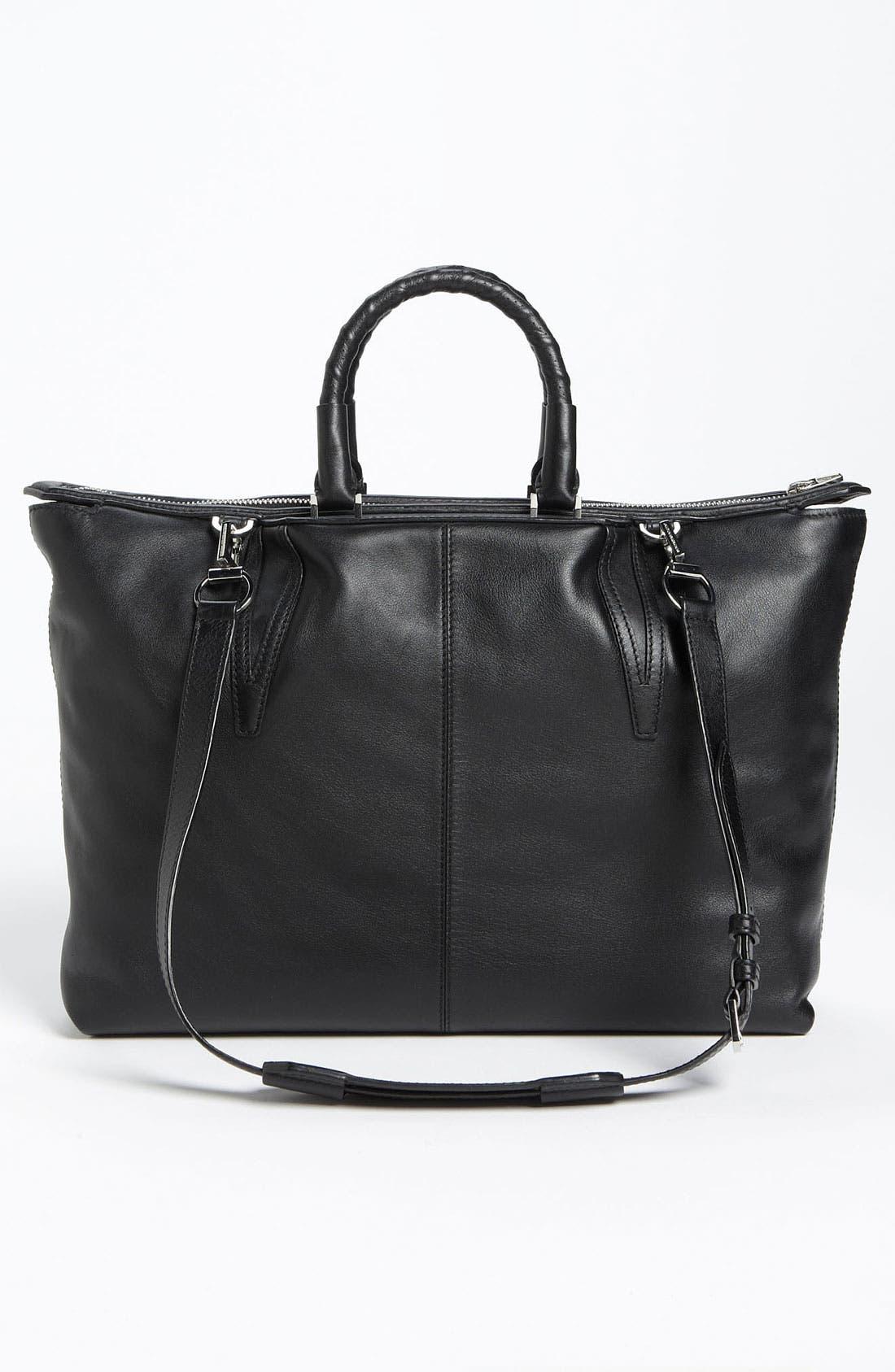 Alternate Image 4  - Alexander Wang 'Liner - Small' Leather Satchel