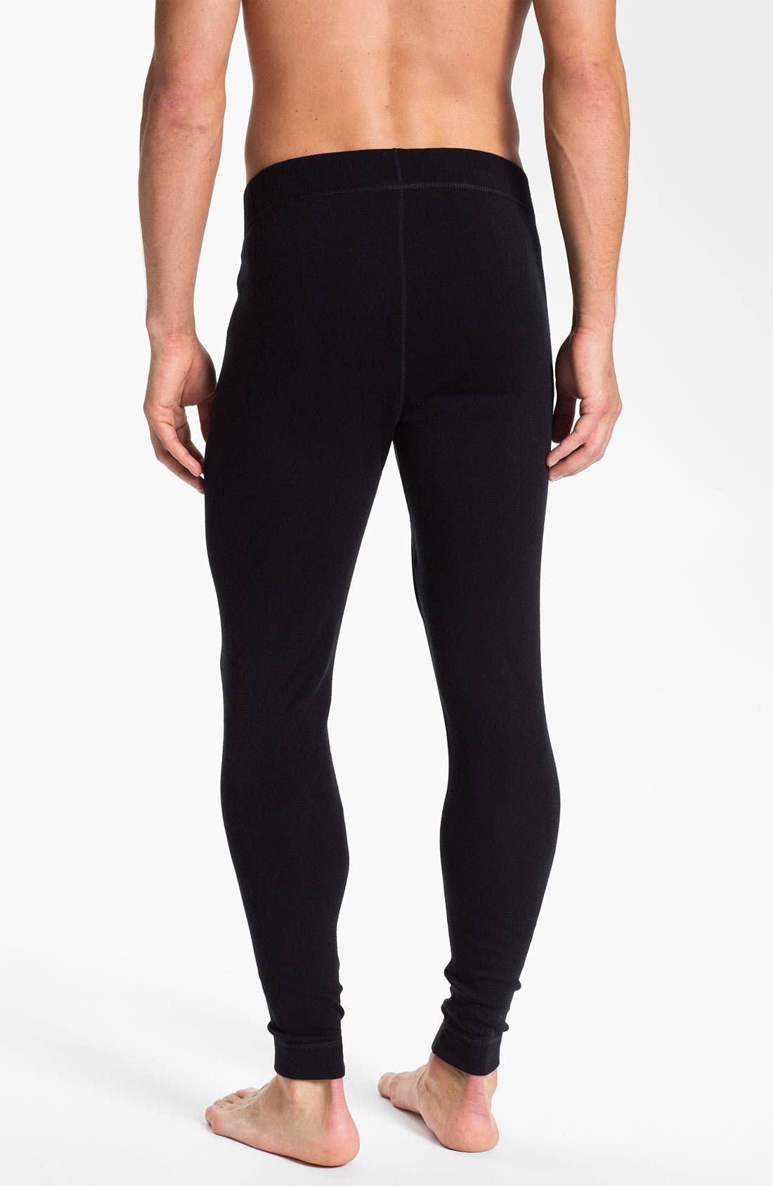 Alternate Image 2  - Smartwool 'Midweight 250' Merino Wool Base Layer Tights