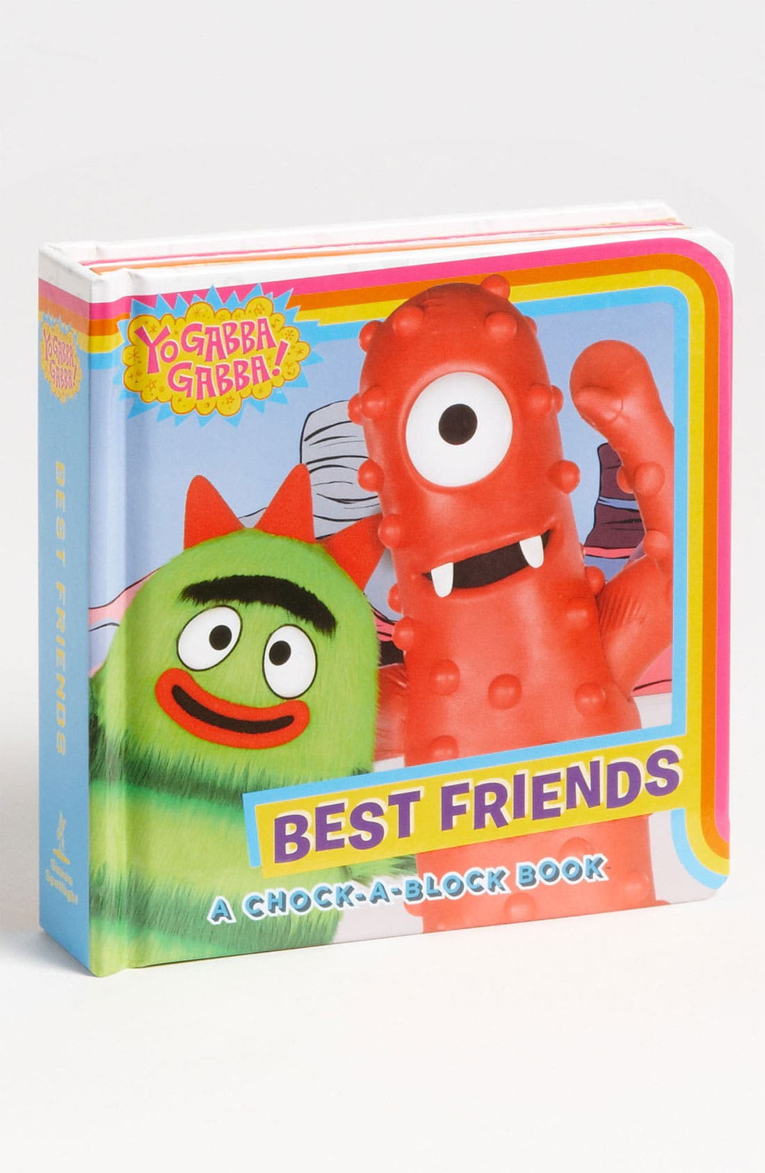 Alternate Image 1 Selected - Ellie Seiss 'Yo Gabba Gabba!™ - Best Friends' Book