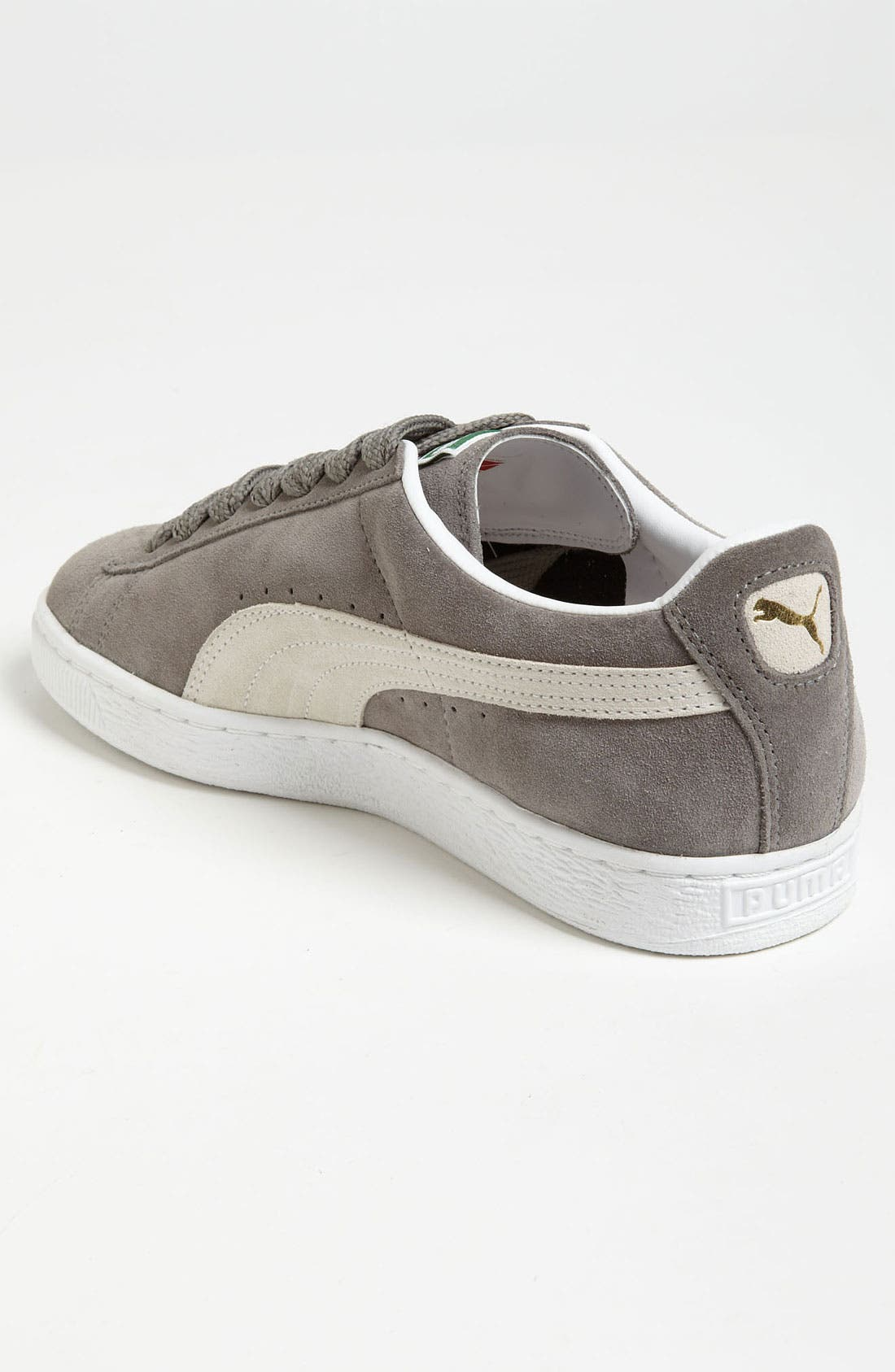 'Classic Eco' Sneaker,                             Alternate thumbnail 2, color,                             Steeple Gray/ White