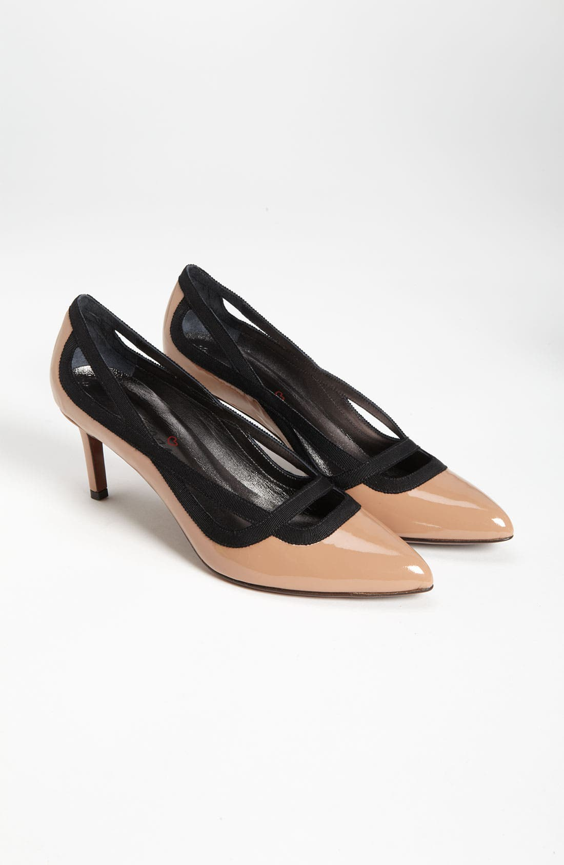 Alternate Image 4  - Lanvin Grosgrain Cutout Pump