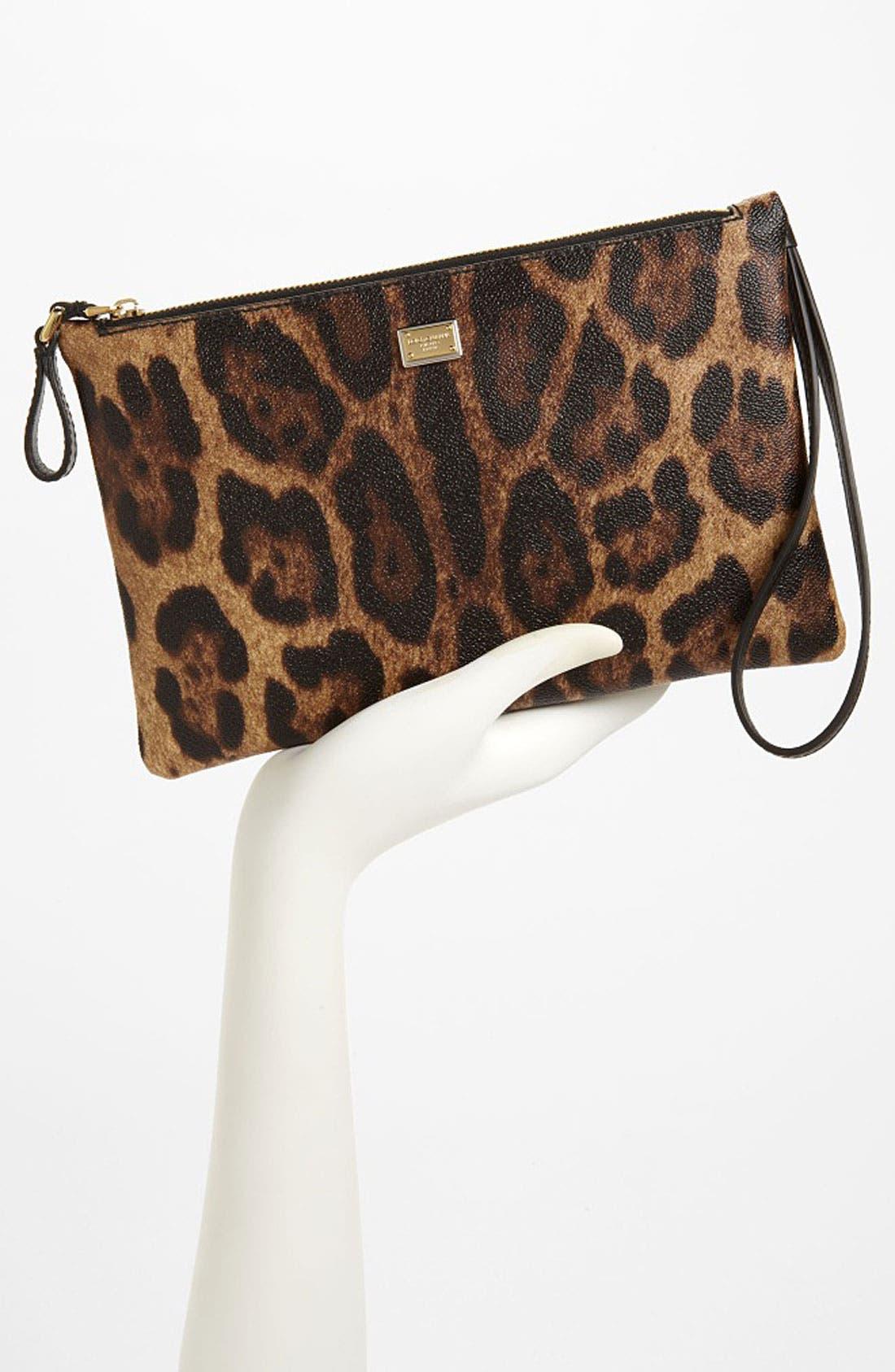 Alternate Image 2  - Dolce&Gabbana 'Miss Cleo' Wristlet
