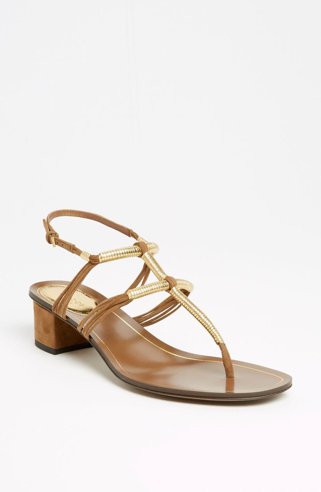 Main Image - Gucci 'Anita' Thong Sandal