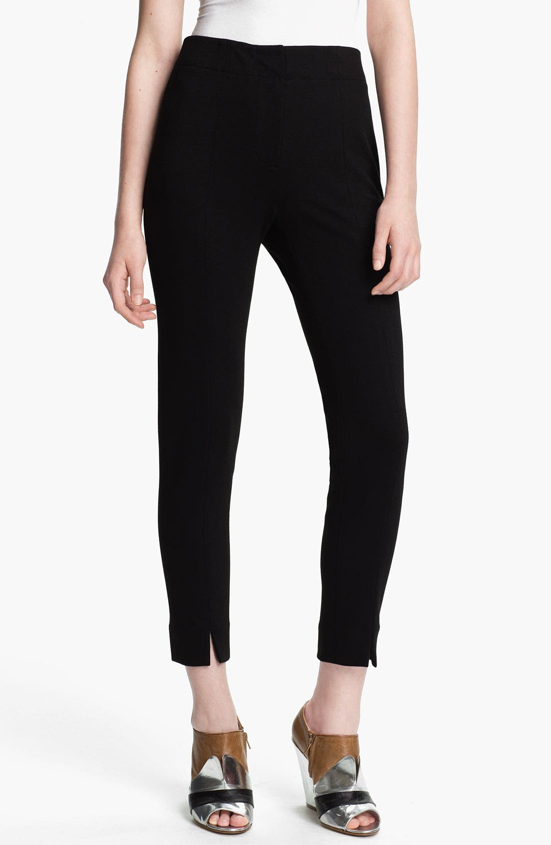 Alternate Image 1 Selected - Tracy Reese Slim Ponte Knit Pants