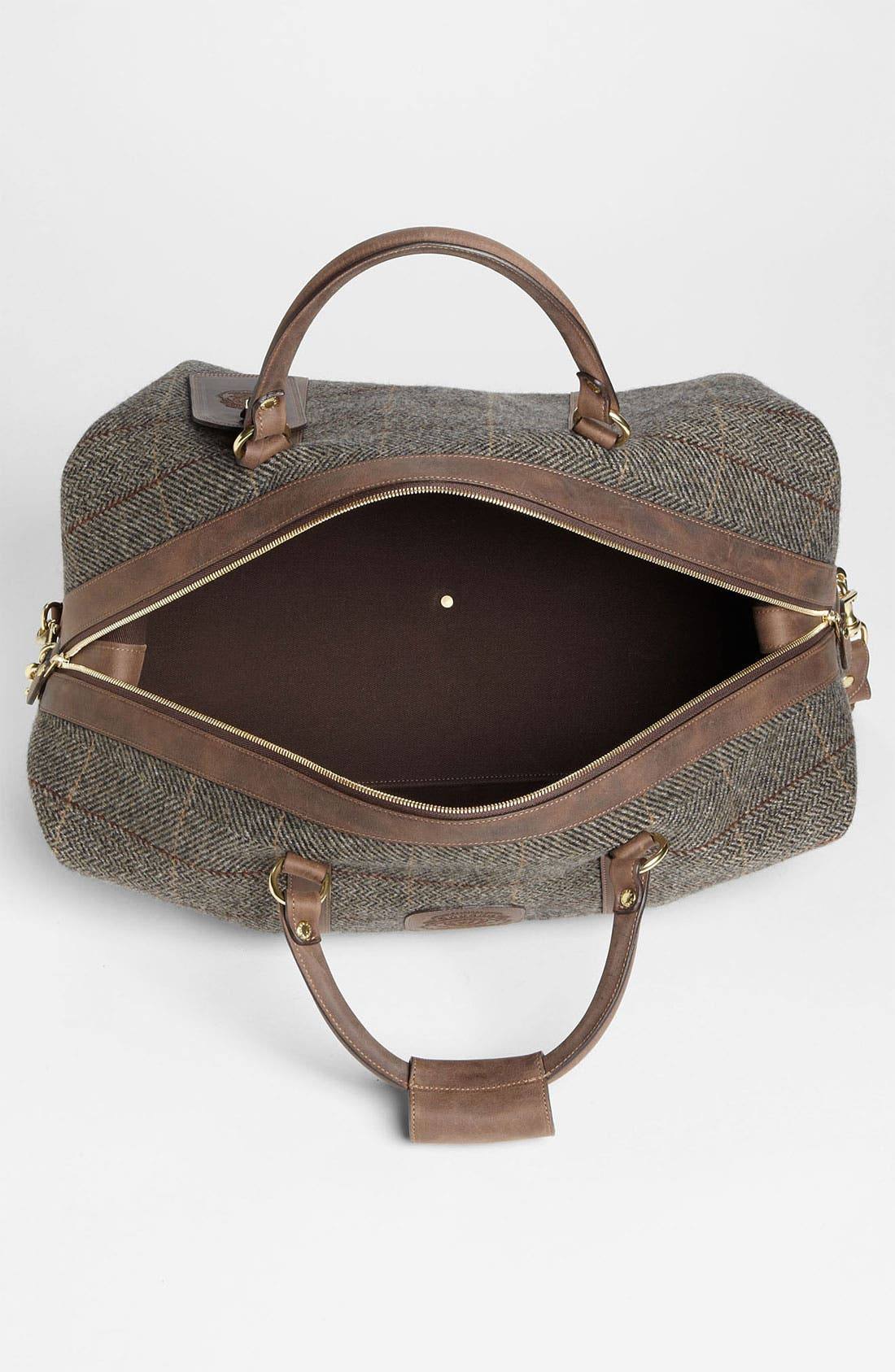 Alternate Image 3  - Ghurka 'Cavalier II' Duffel Bag