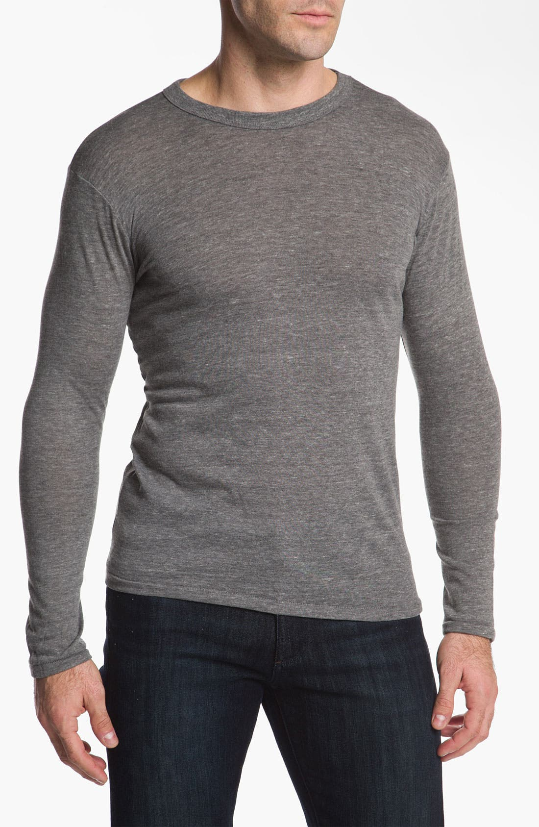 Alternate Image 1 Selected - Alternative 'Eco-Heather™' Crewneck T-Shirt