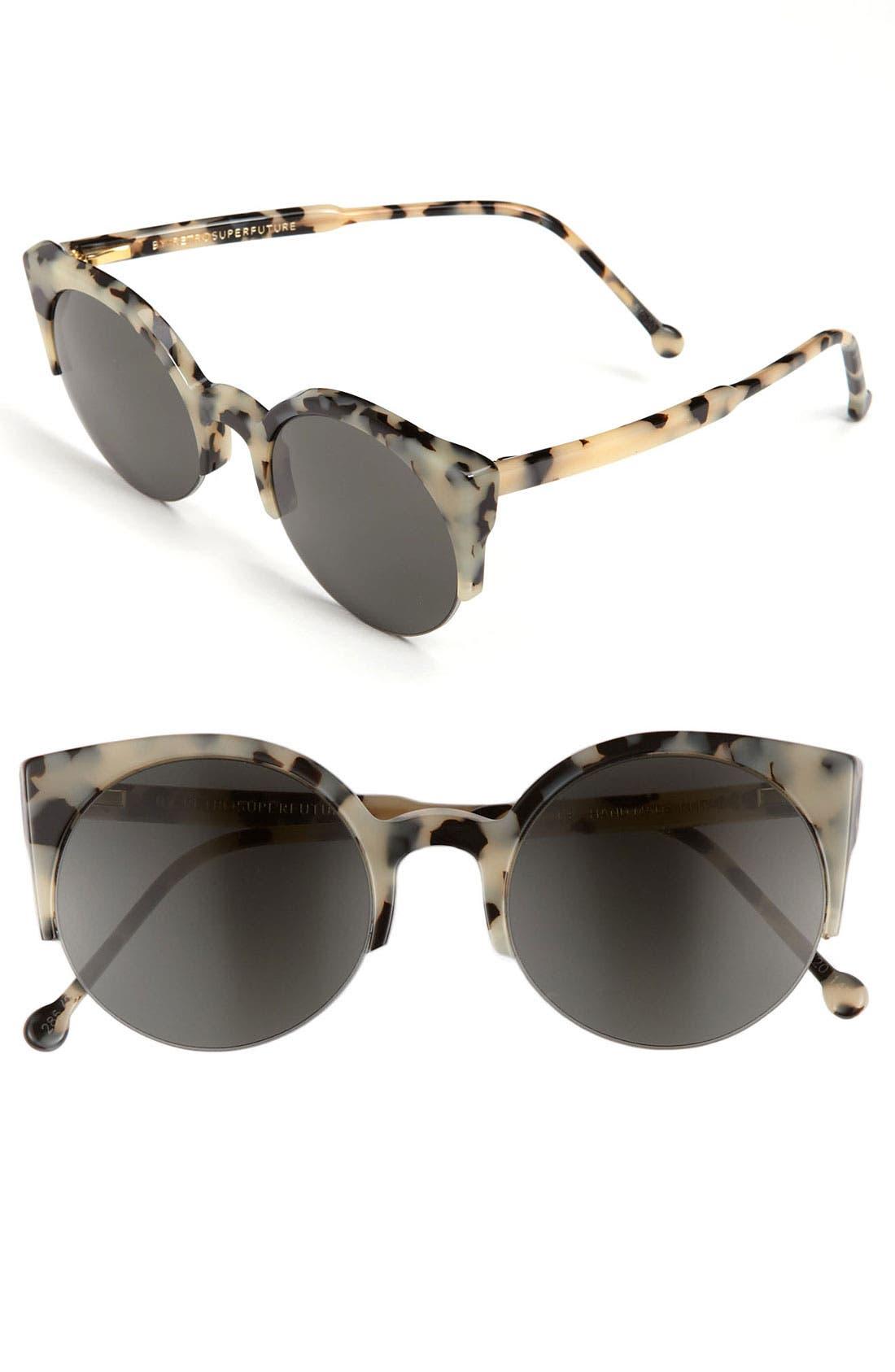 Alternate Image 1 Selected - SUPER by RETROSUPERFUTURE® 'Lucia' 51mm Sunglasses