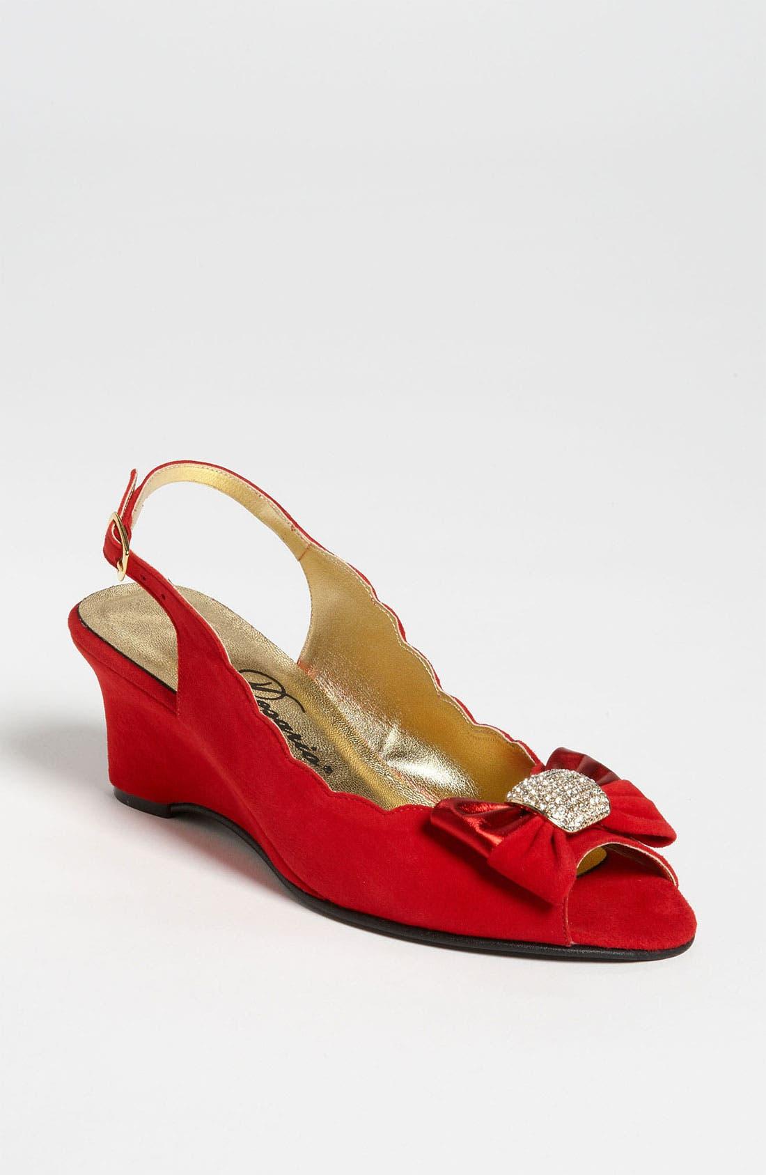 Alternate Image 1 Selected - Dezario 'Rita' Sandal (Online Only)