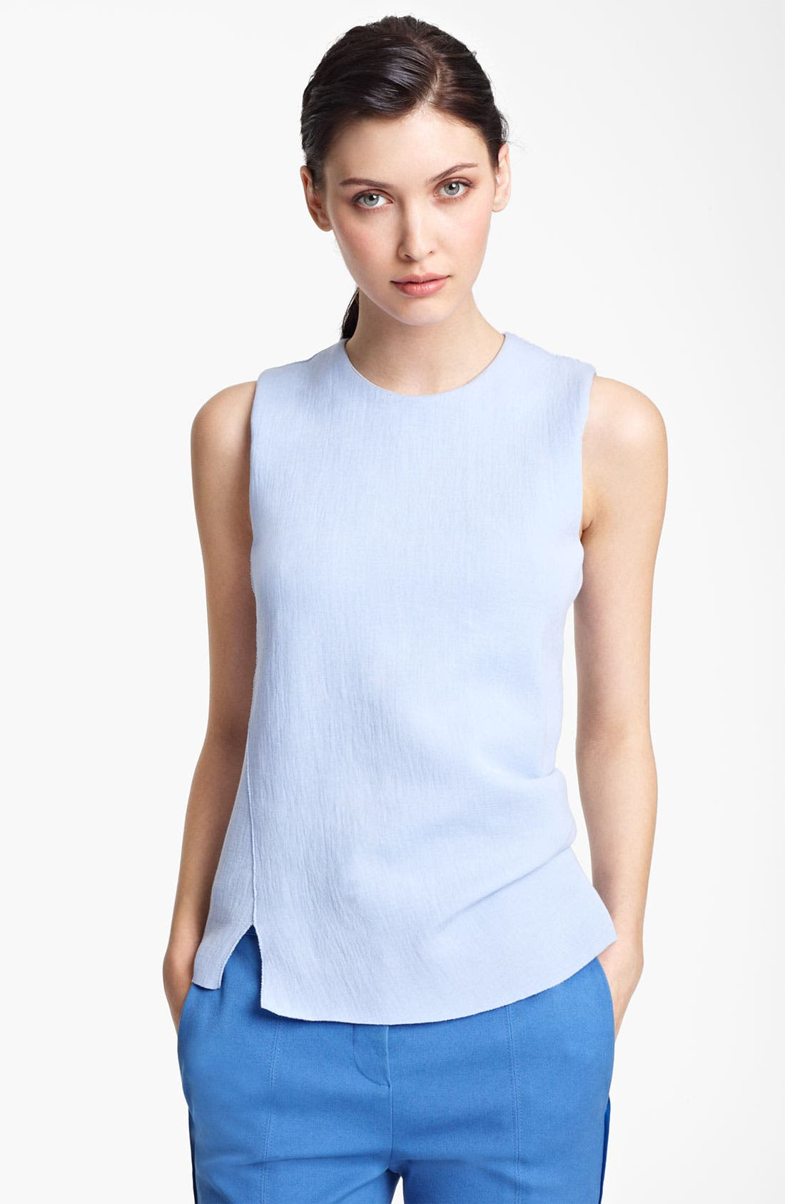 Alternate Image 1 Selected - Reed Krakoff Jersey Top