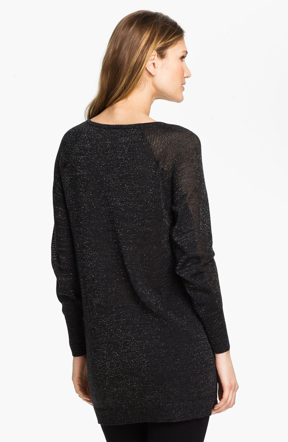 Alternate Image 2  - Eileen Fisher Jewel Neck Tunic (Online Exclusive)