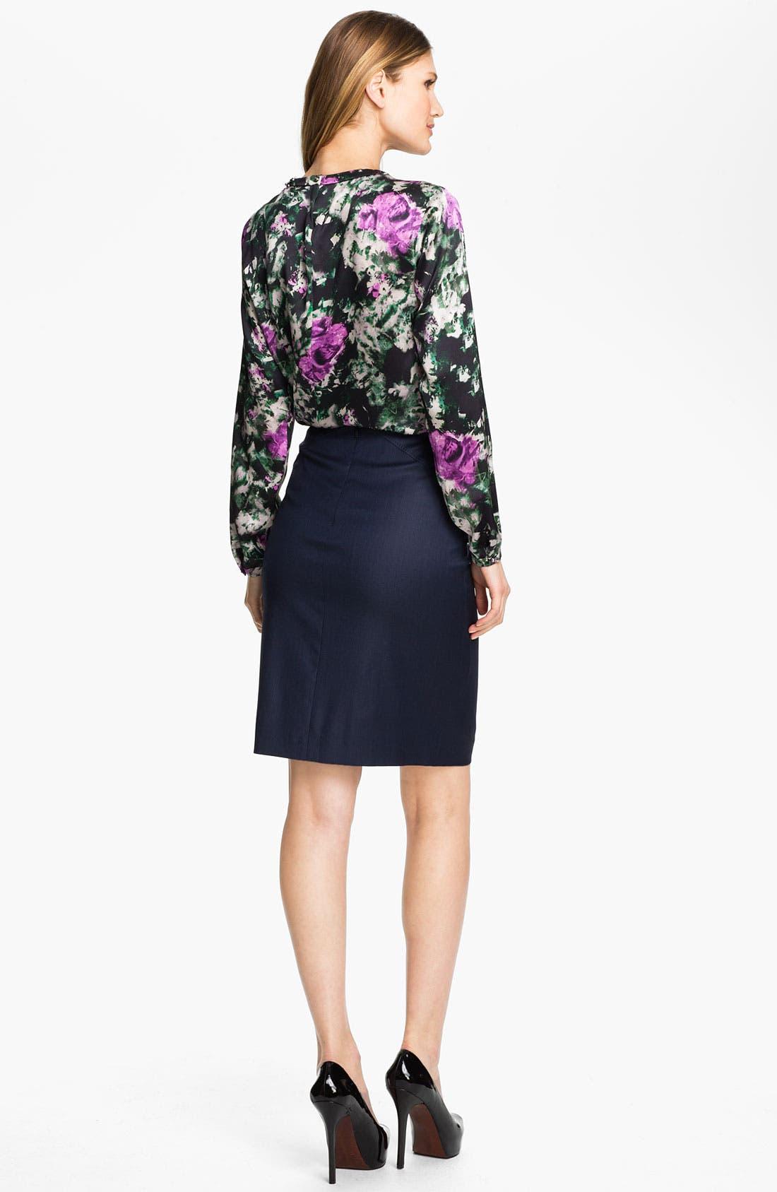 Alternate Image 5  - BOSS HUGO BOSS 'Vilinata' Skirt