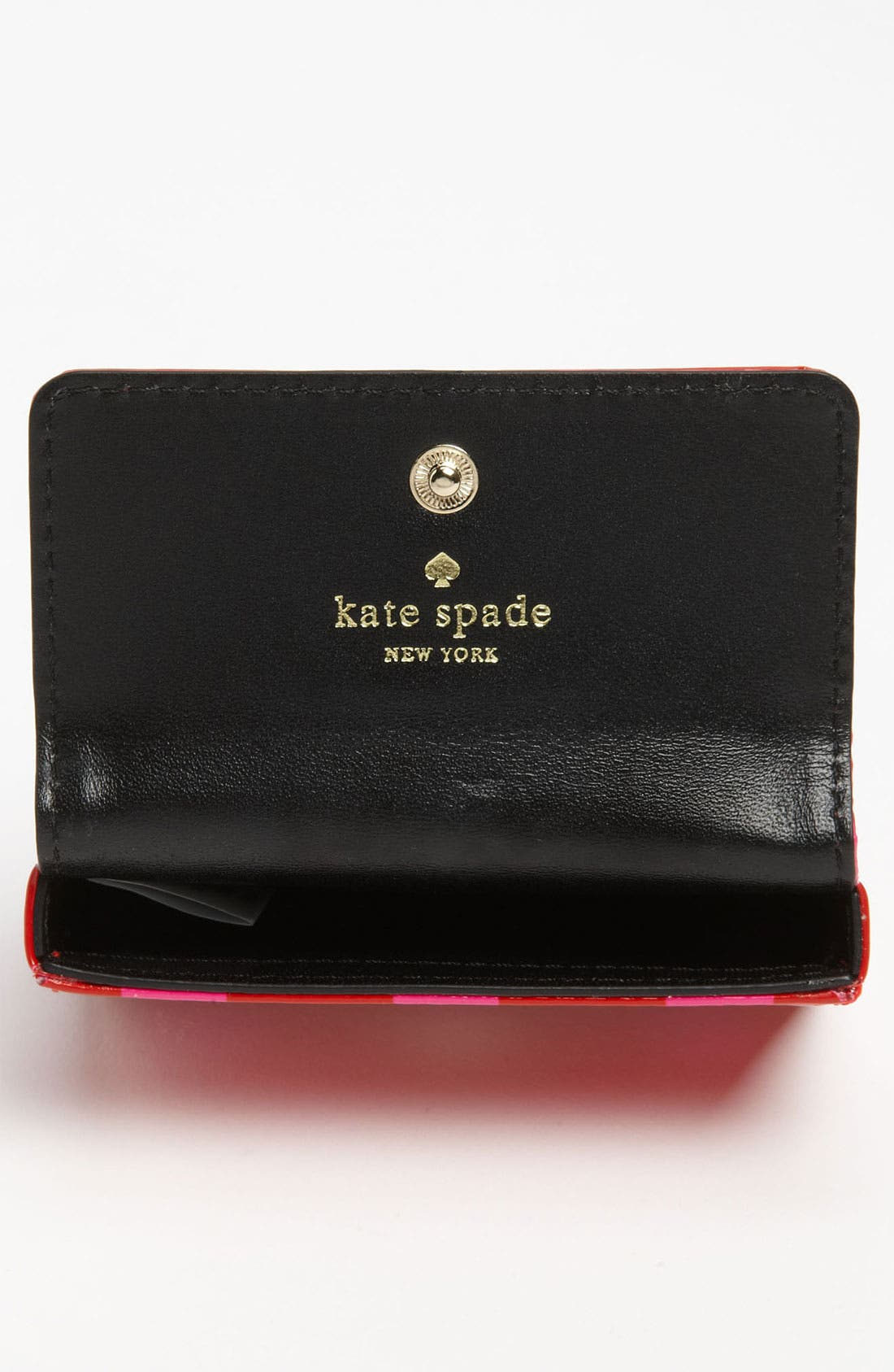 Alternate Image 3  - kate spade new york 'carlisle street - holly' card case