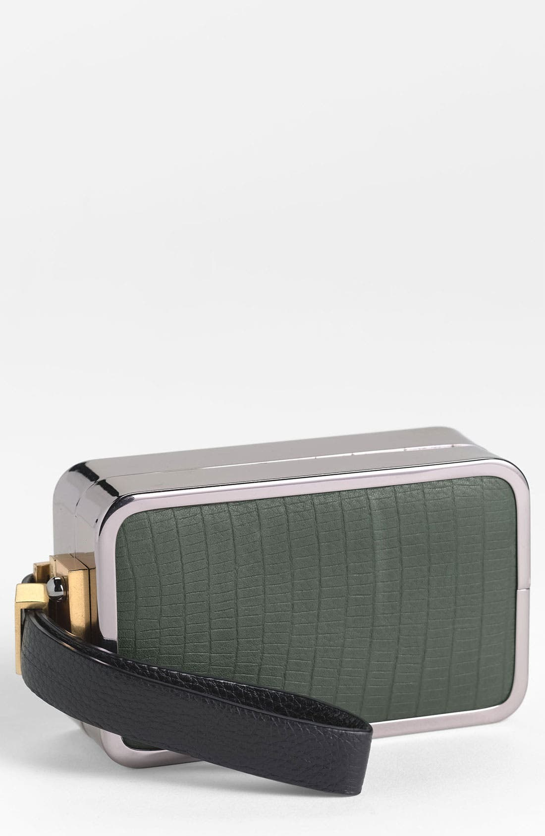 Alternate Image 1 Selected - MARC BY MARC JACOBS 'Phone in a Box - Chalky Liz' Phone Clutch