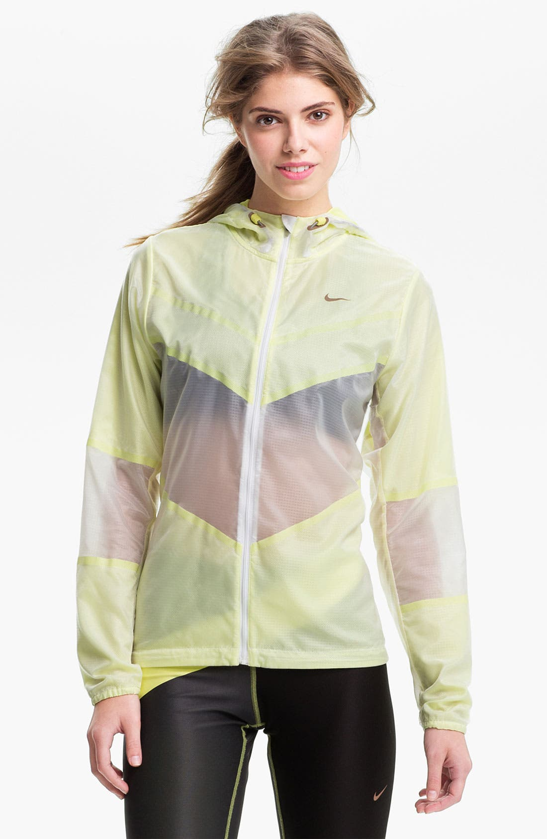Alternate Image 1 Selected - Nike 'Cyclone' Running Jacket