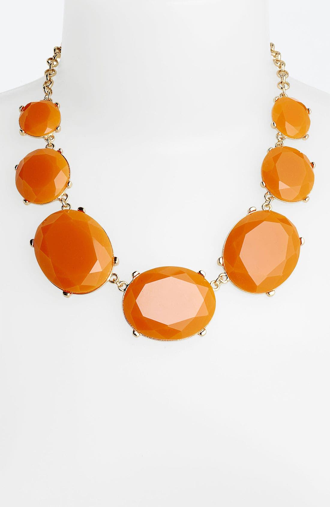 Main Image - Tasha Frontal Necklace