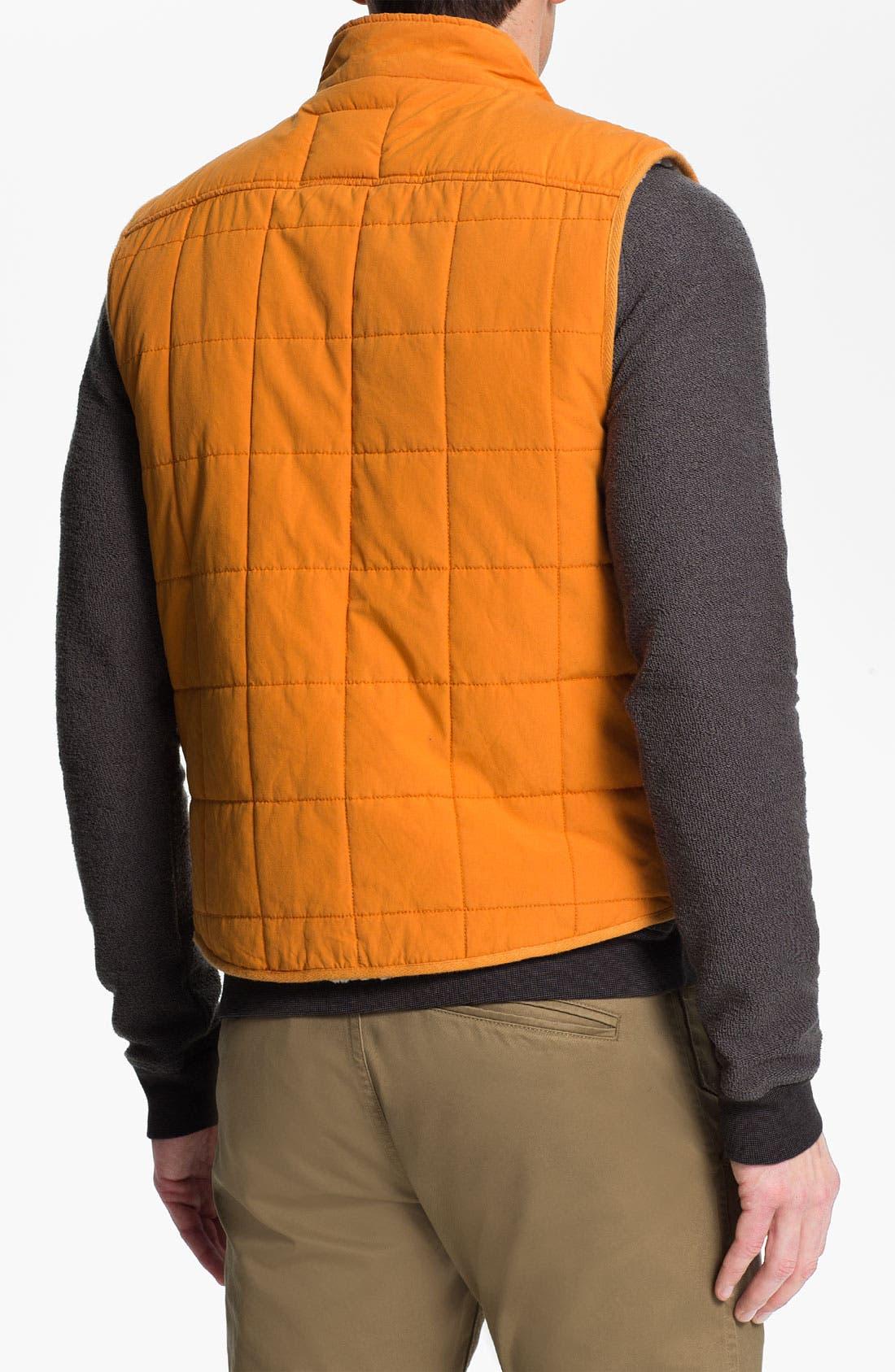 Alternate Image 2  - Splendid Mills 'Wilson' Quilted Cotton Vest