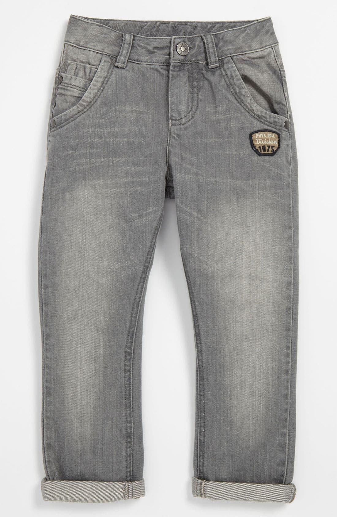 Alternate Image 2  - United Colors of Benetton Kids Skinny Leg Jeans (Infant)