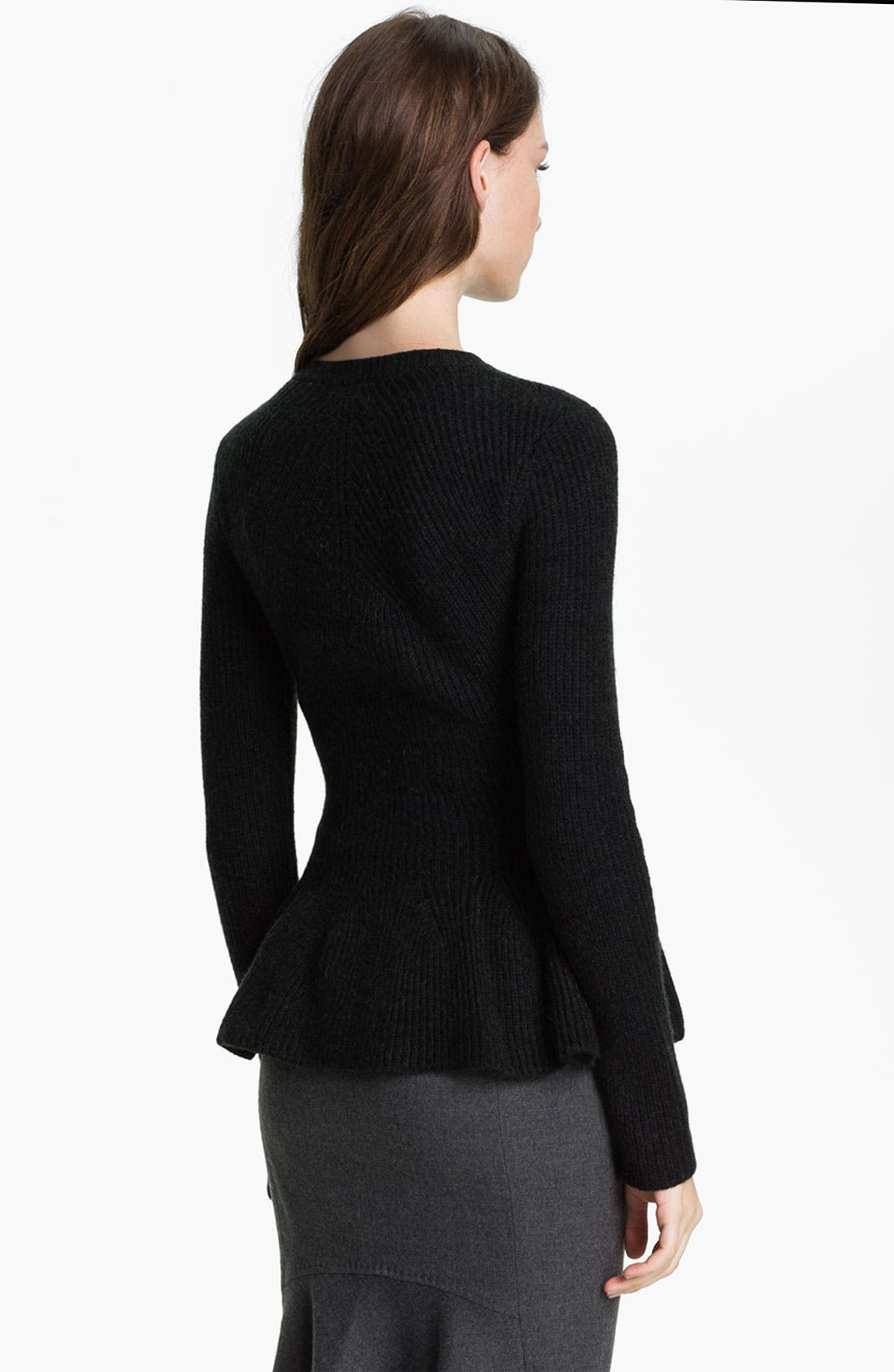 Alternate Image 2  - Ted Baker London Peplum Sweater