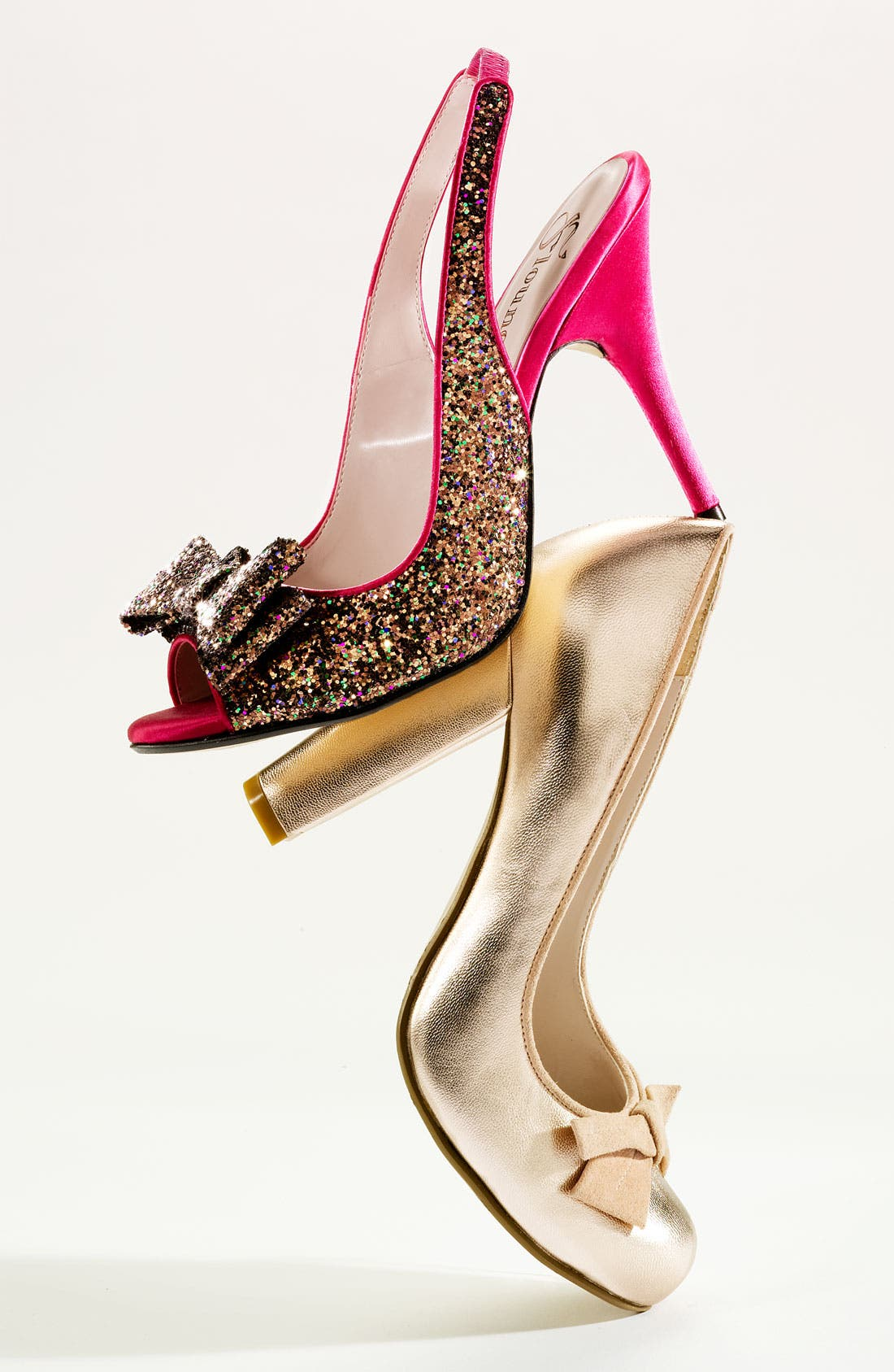 Alternate Image 5  - Flounce 'Precious' Pump