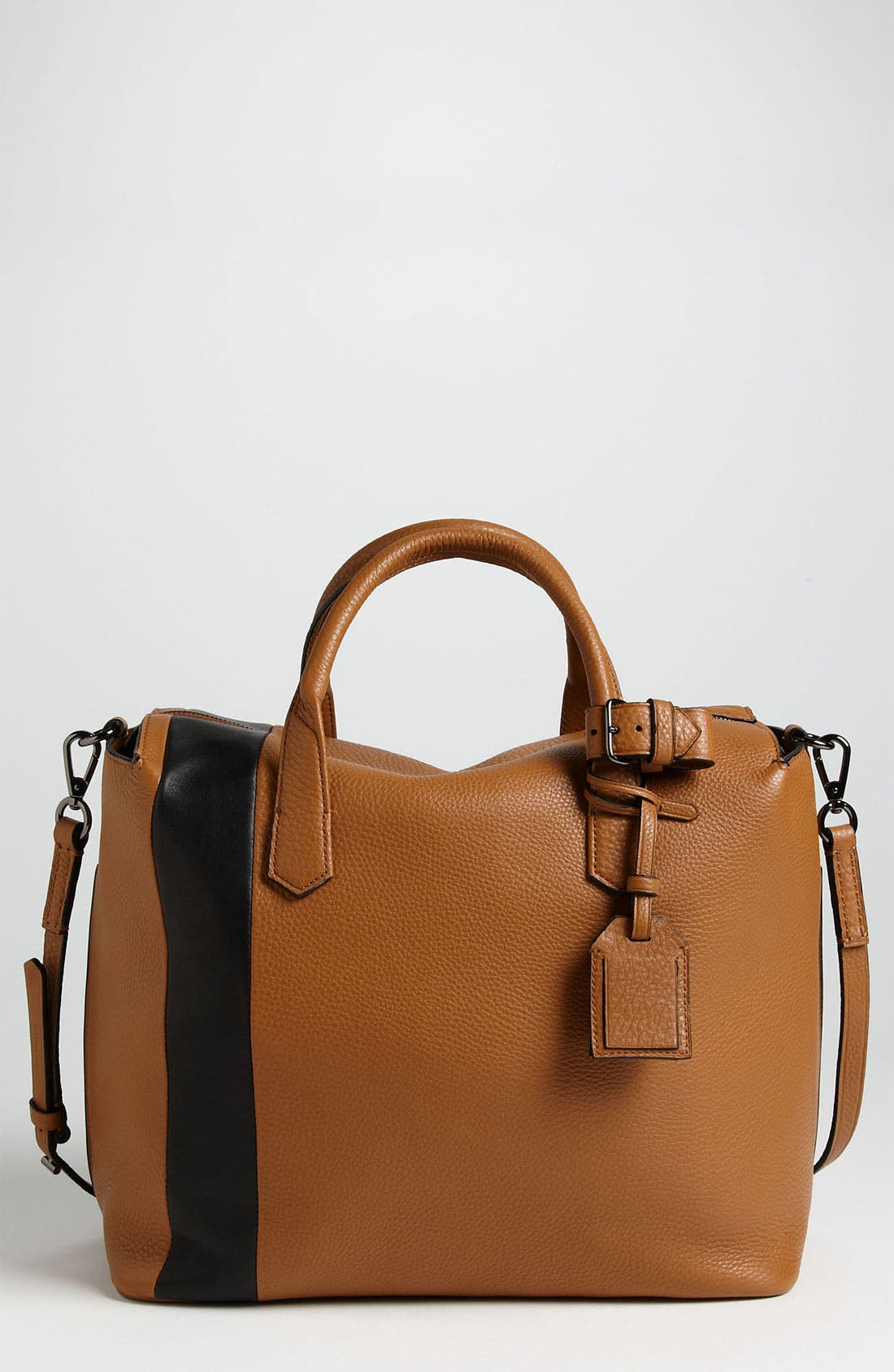 Main Image - Reed Krakoff 'Gym Bag I' Leather Satchel