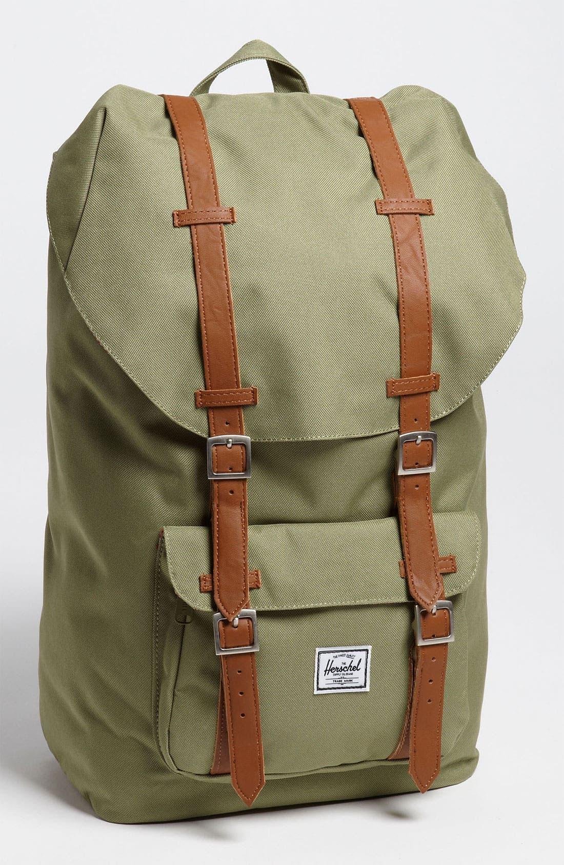 Alternate Image 1 Selected - Herschel Supply Co. 'Little America' Backpack